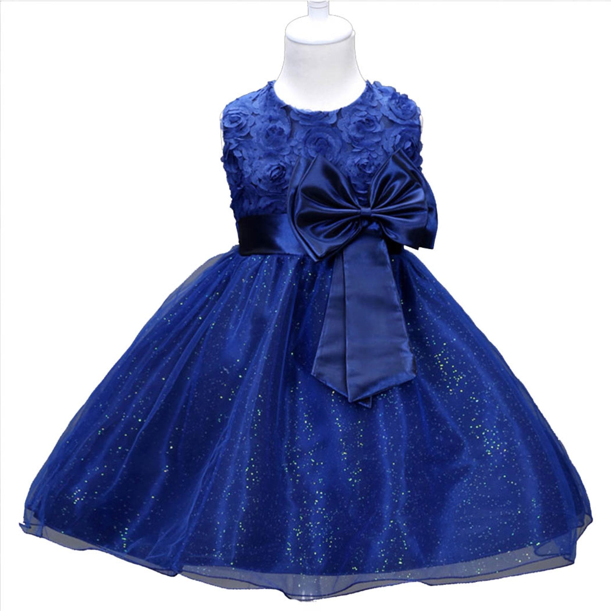 Robe CATCHYMARKET Bleu, bleu marine, bleu turquoise