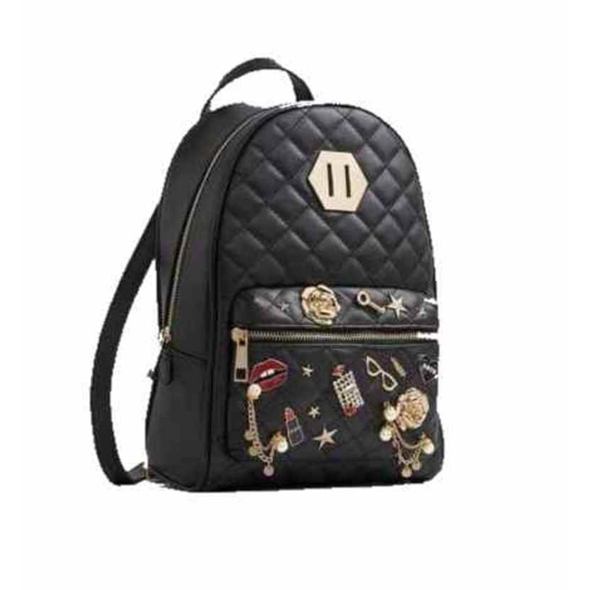 Backpack ALDO Black