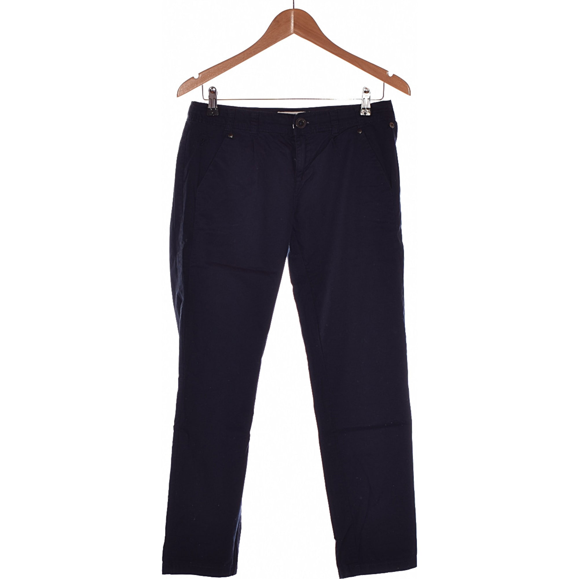 Pantalon droit BONOBO Bleu, bleu marine, bleu turquoise