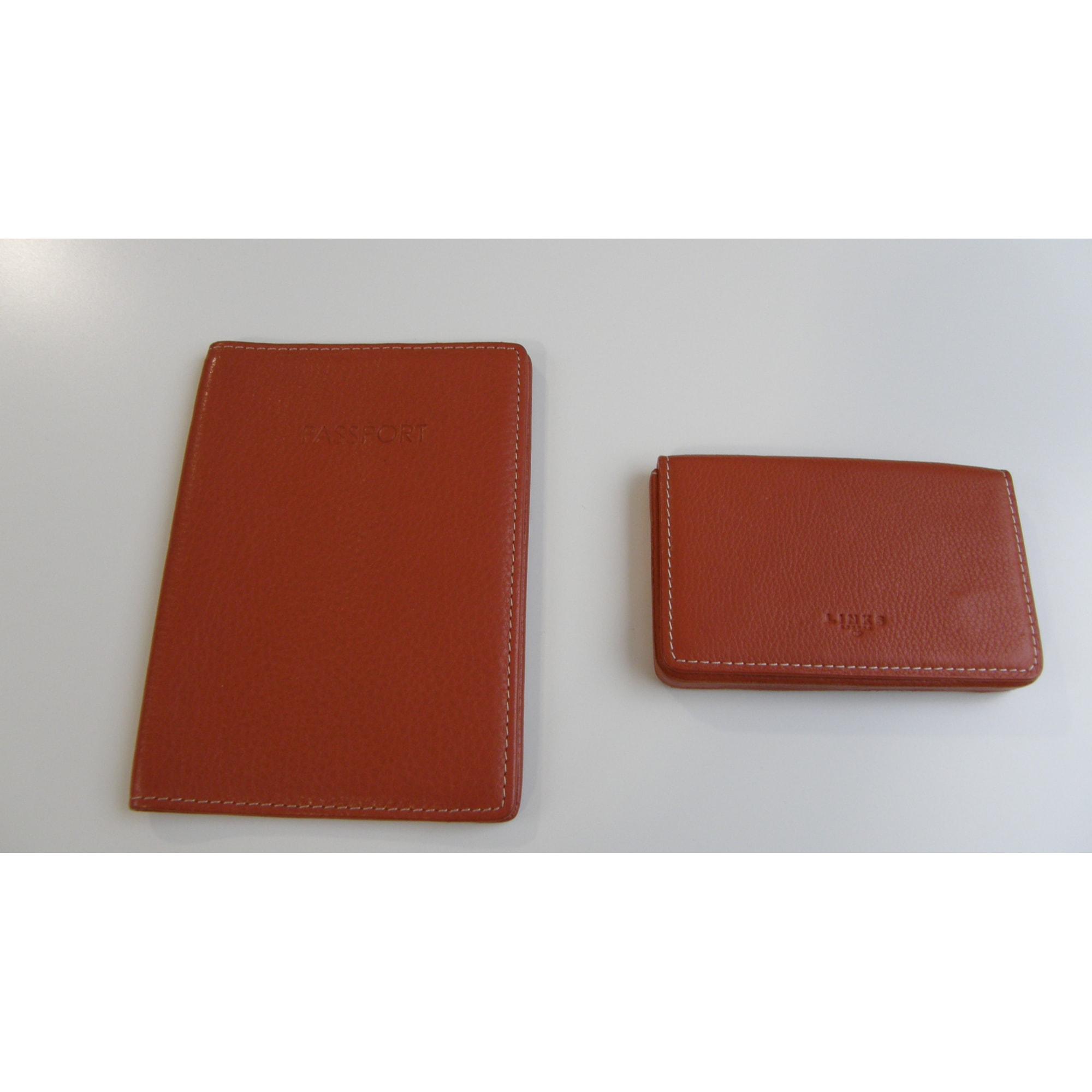 Porte-cartes LINKS OF LONDON Orange
