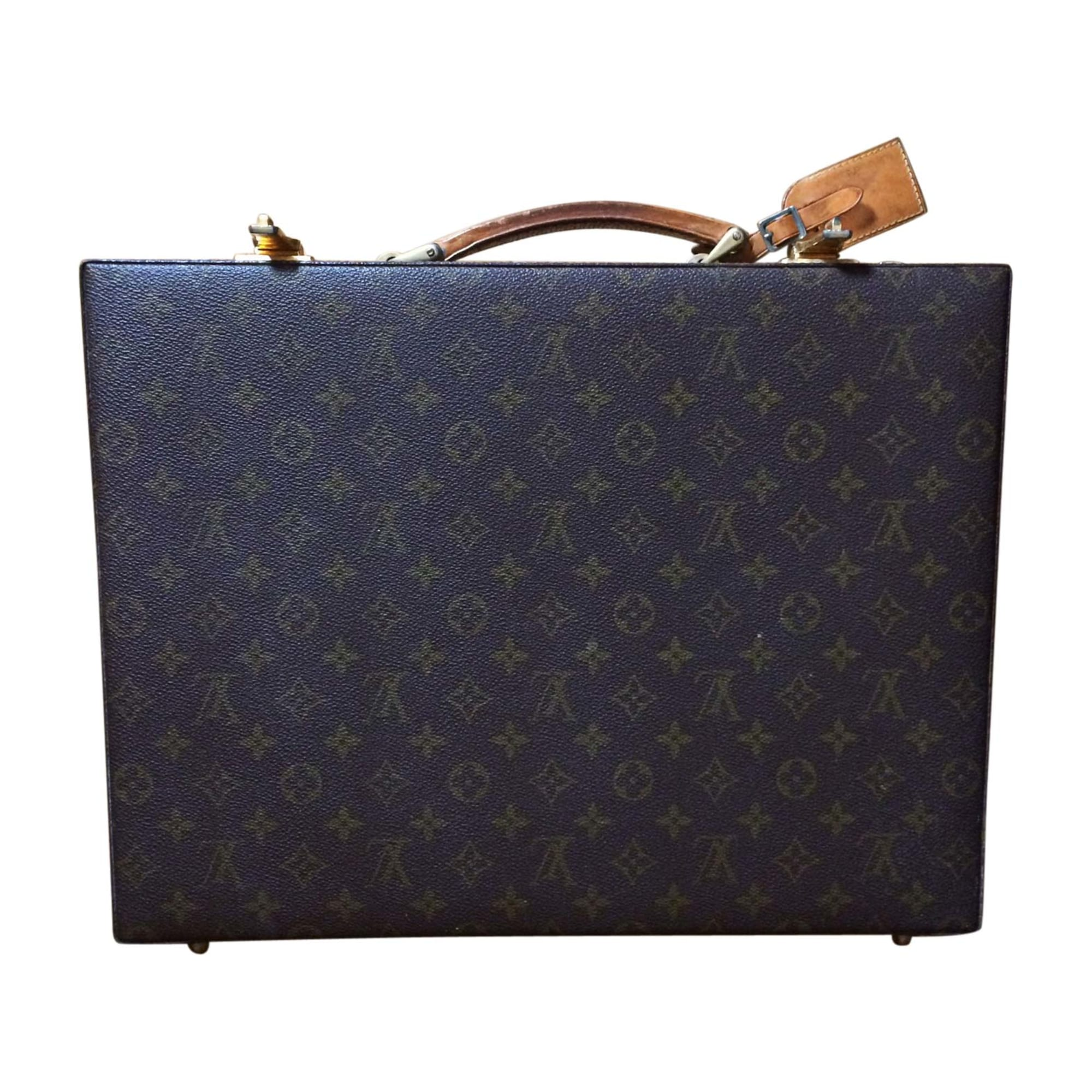 Aktenmappe, Aktentasche LOUIS VUITTON Monogramme Vuitton