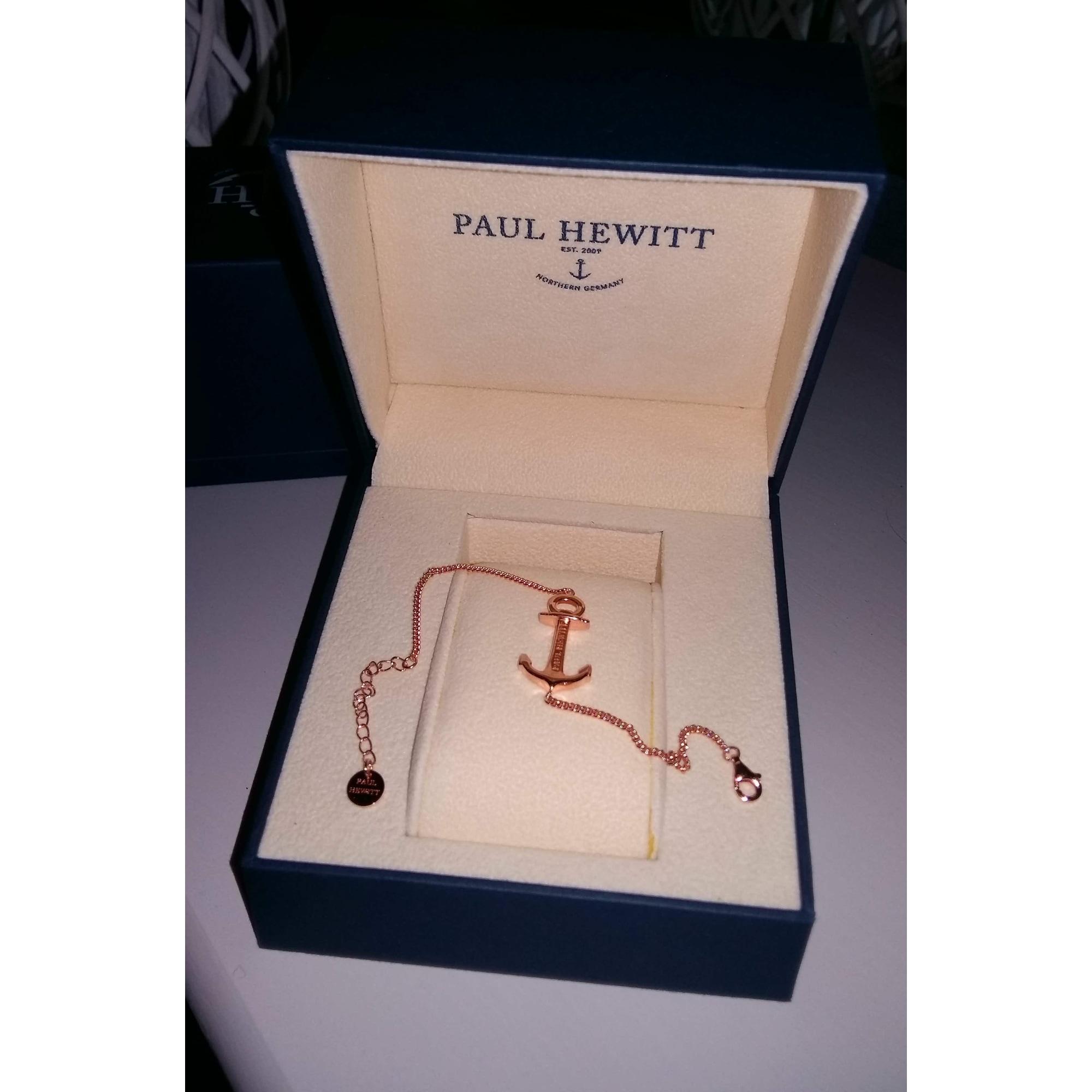 Bracelet PAUL HEWITT Vieux rose