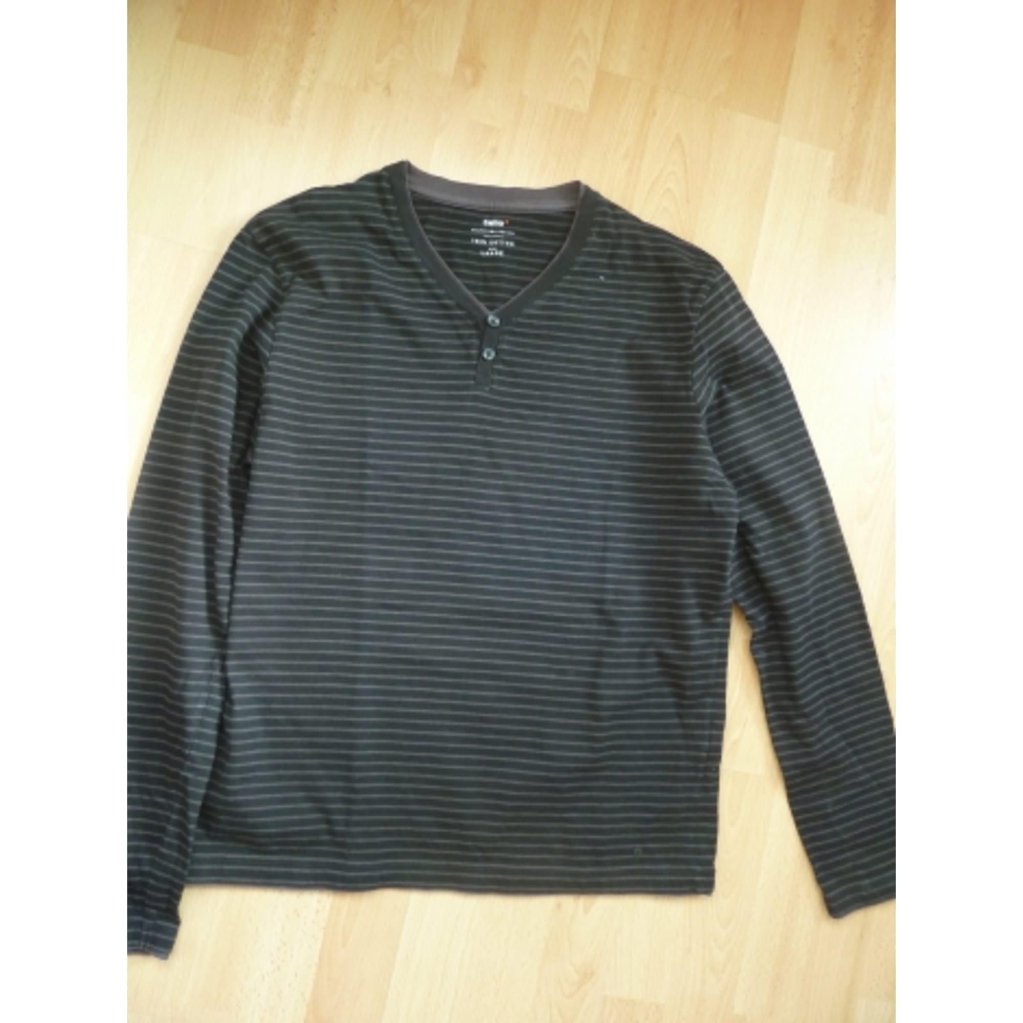 T-shirt CELIO Black