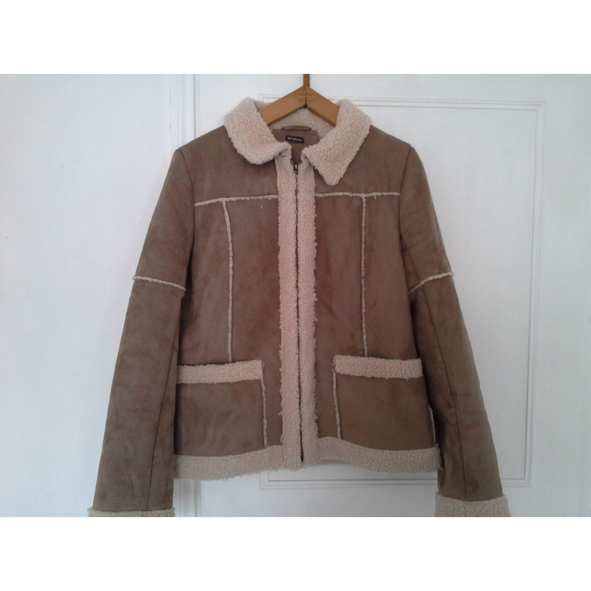 Veste BEST MOUNTAIN Beige, camel
