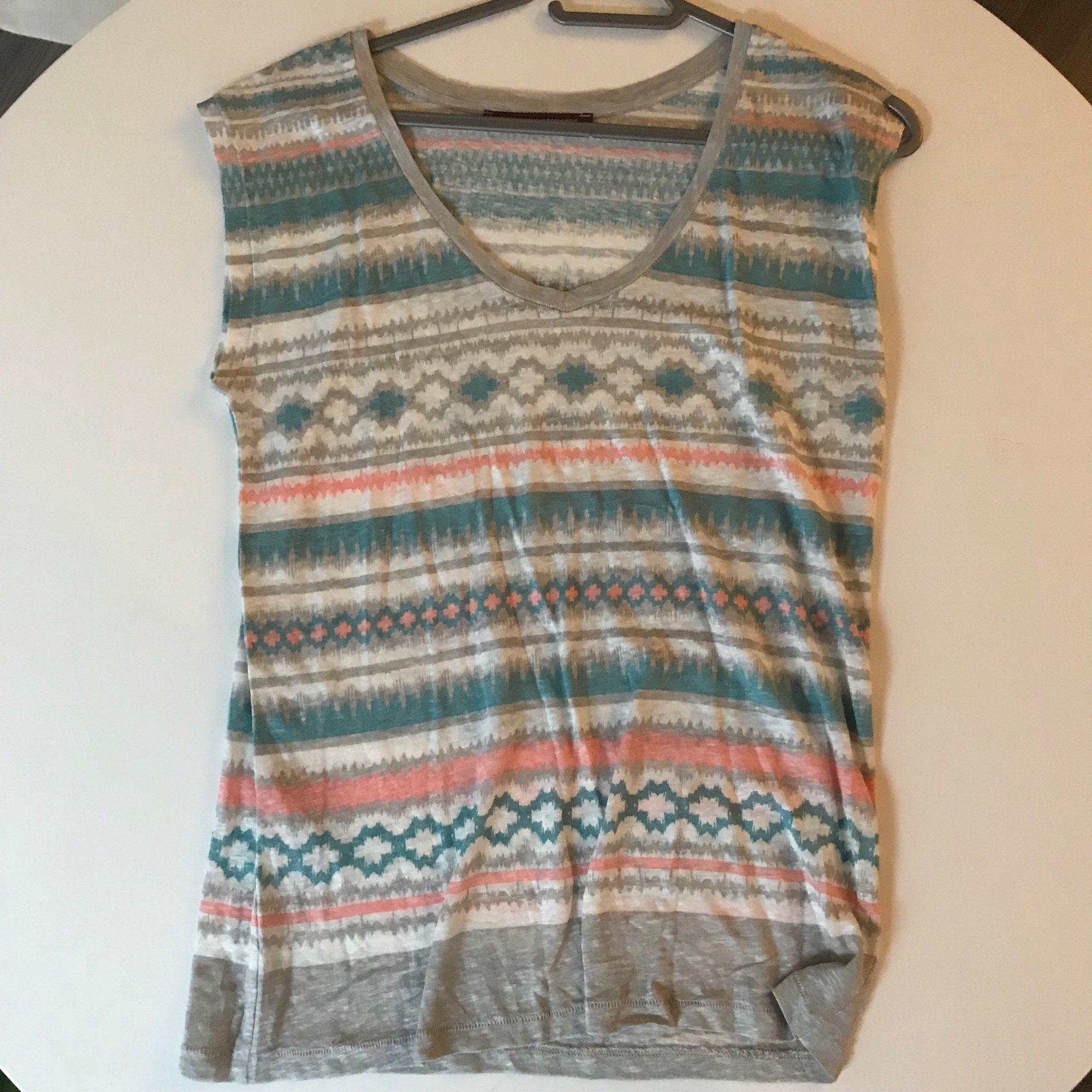 Top, tee-shirt COMPTOIR DES COTONNIERS Vert