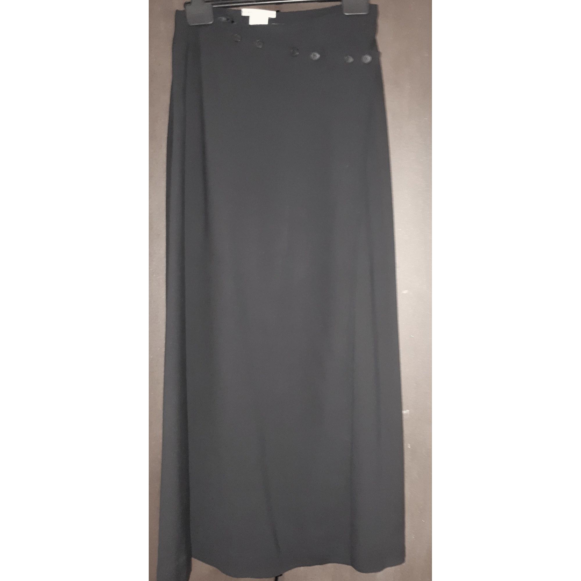 Jupe longue SARAH PACINI Noir