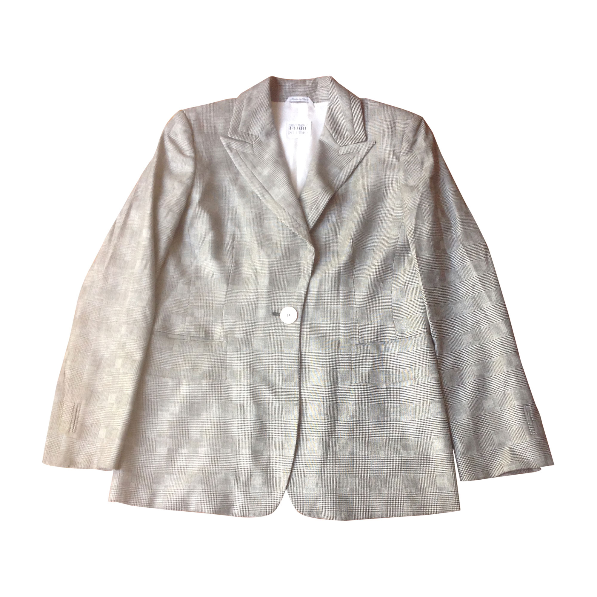 Blazer, veste tailleur GIANFRANCO FERRE Multicouleur