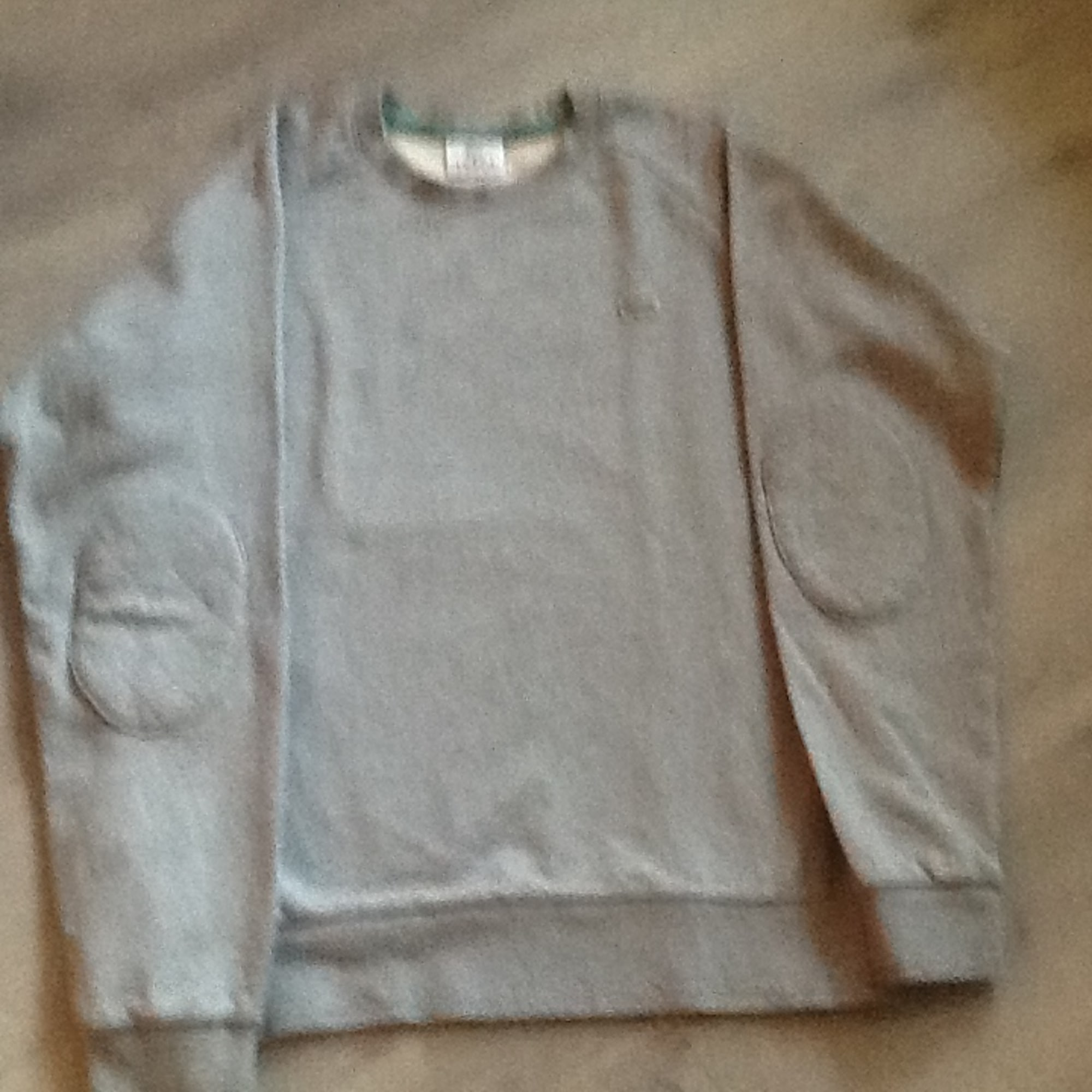 Sweat LACOSTE Gris, anthracite