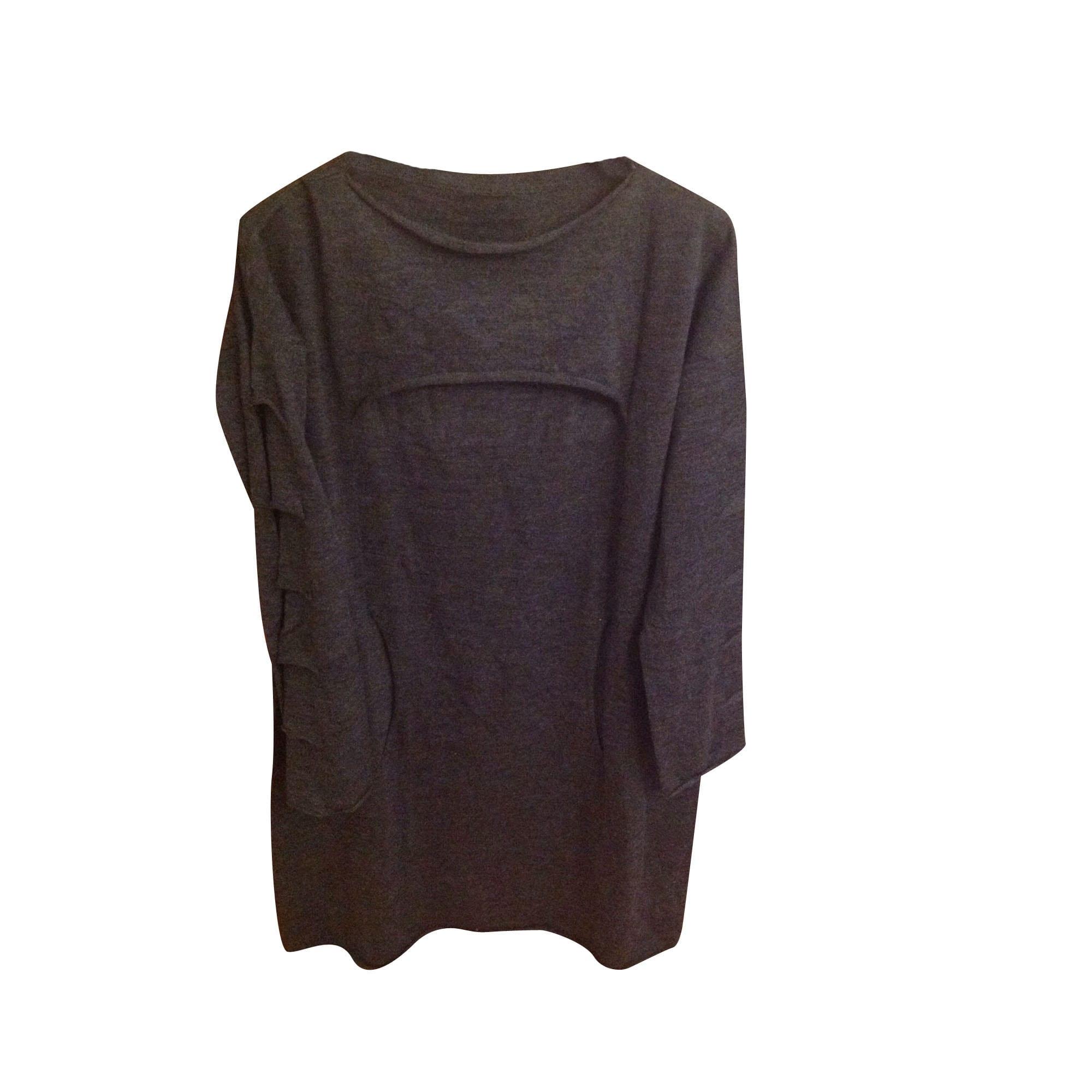 Robe tunique BOBOUTIC Gris, anthracite
