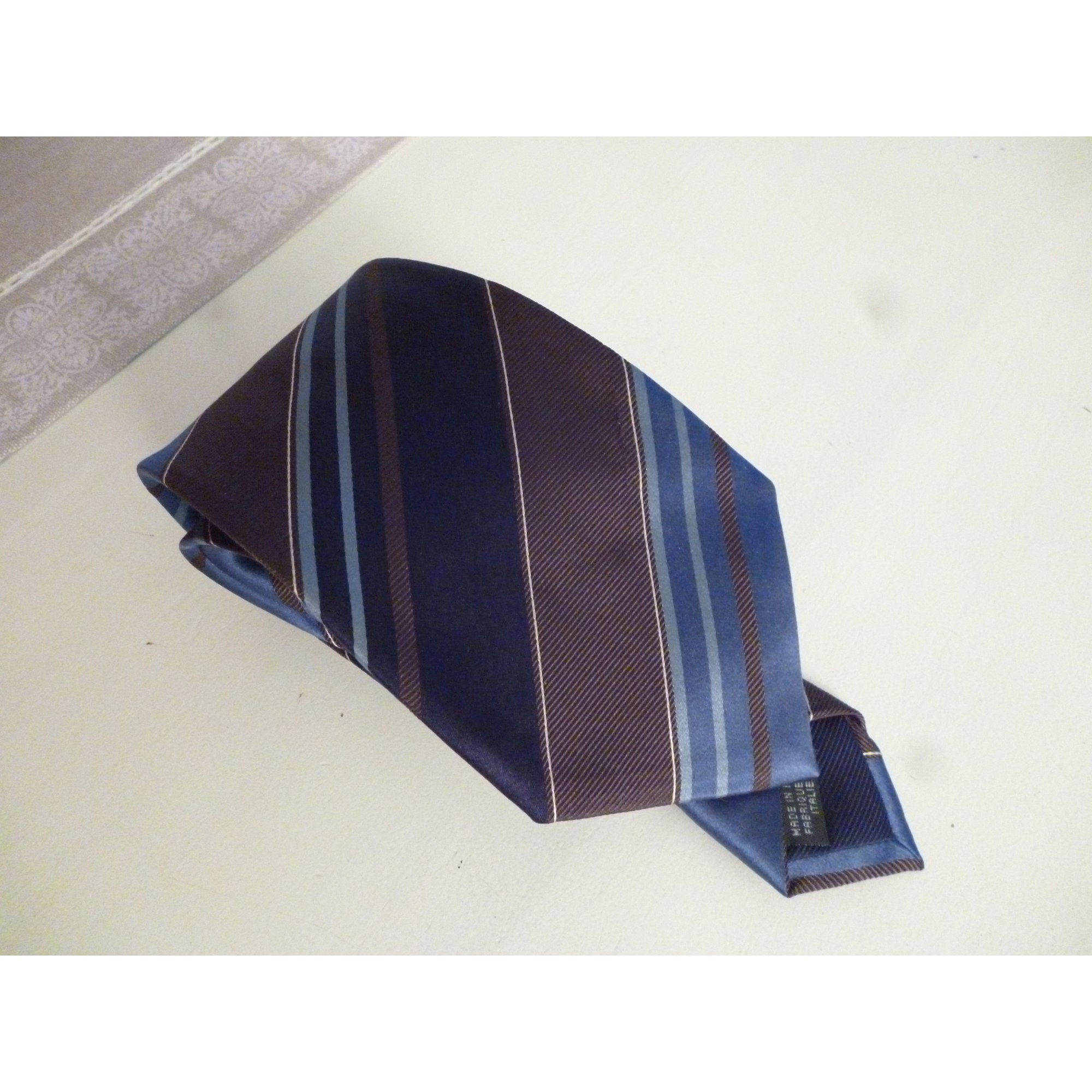 Cravate CANALI Multicouleur