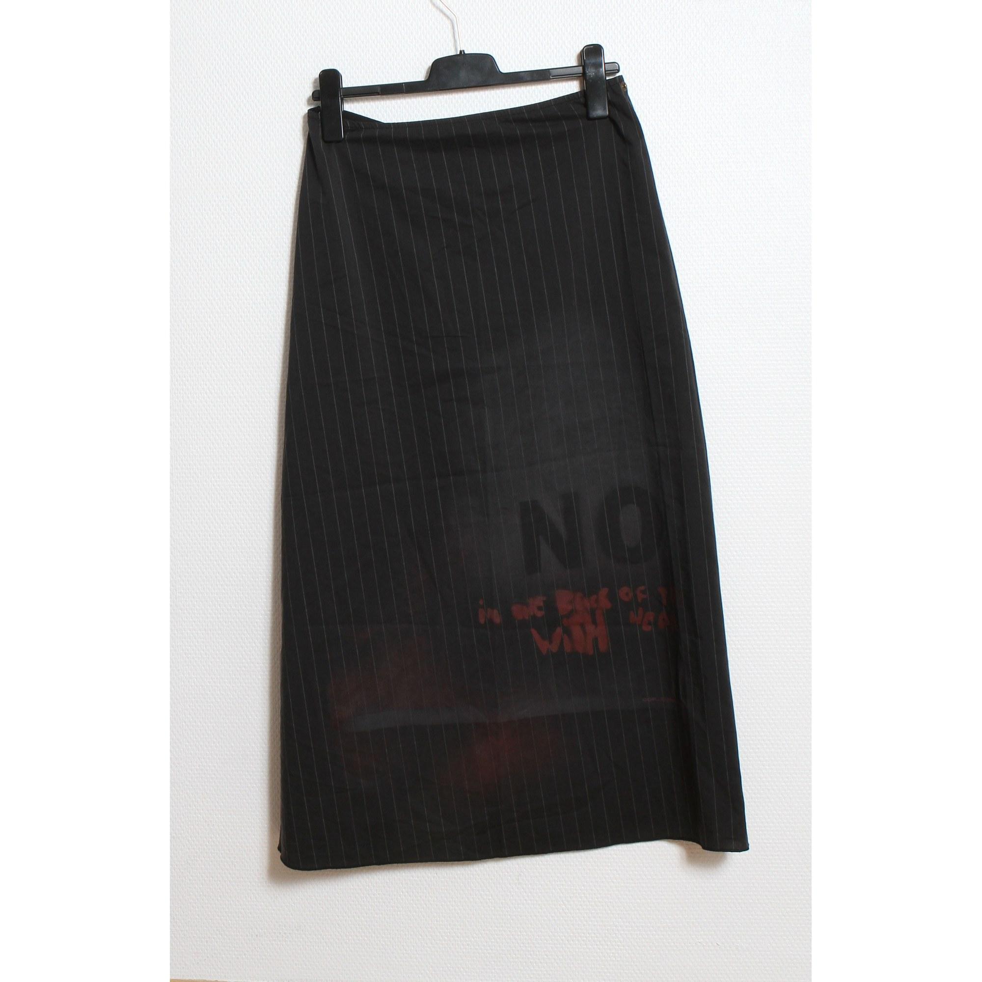 Jupe longue COP-COPINE Noir