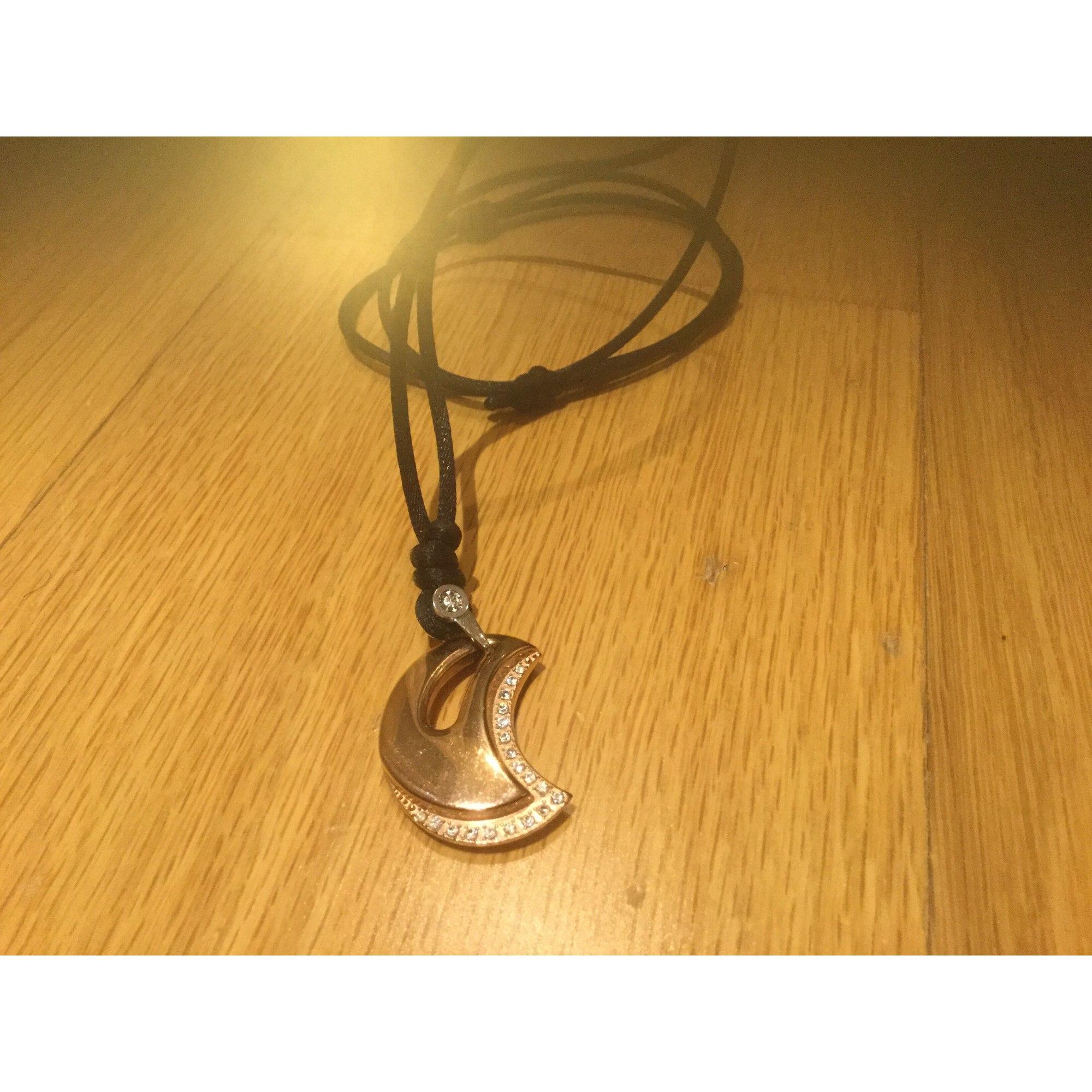 Pendentif, collier pendentif MORELLATO Plaqué or