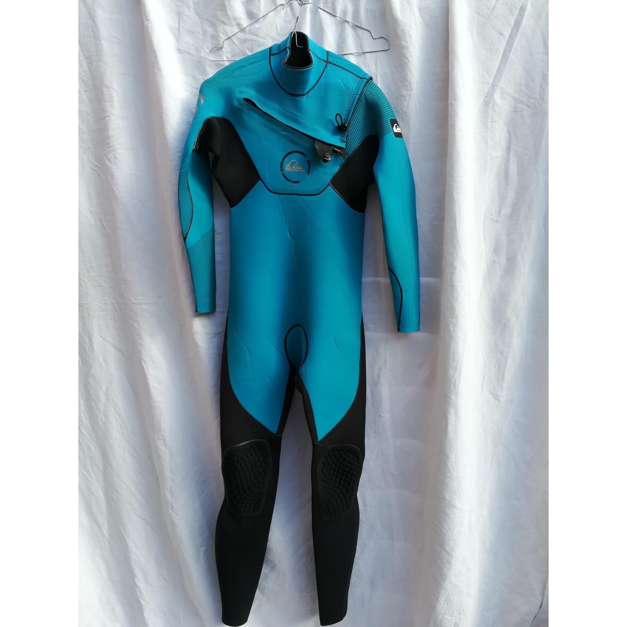 Combinaison de ski QUIKSILVER Bleu, bleu marine, bleu turquoise