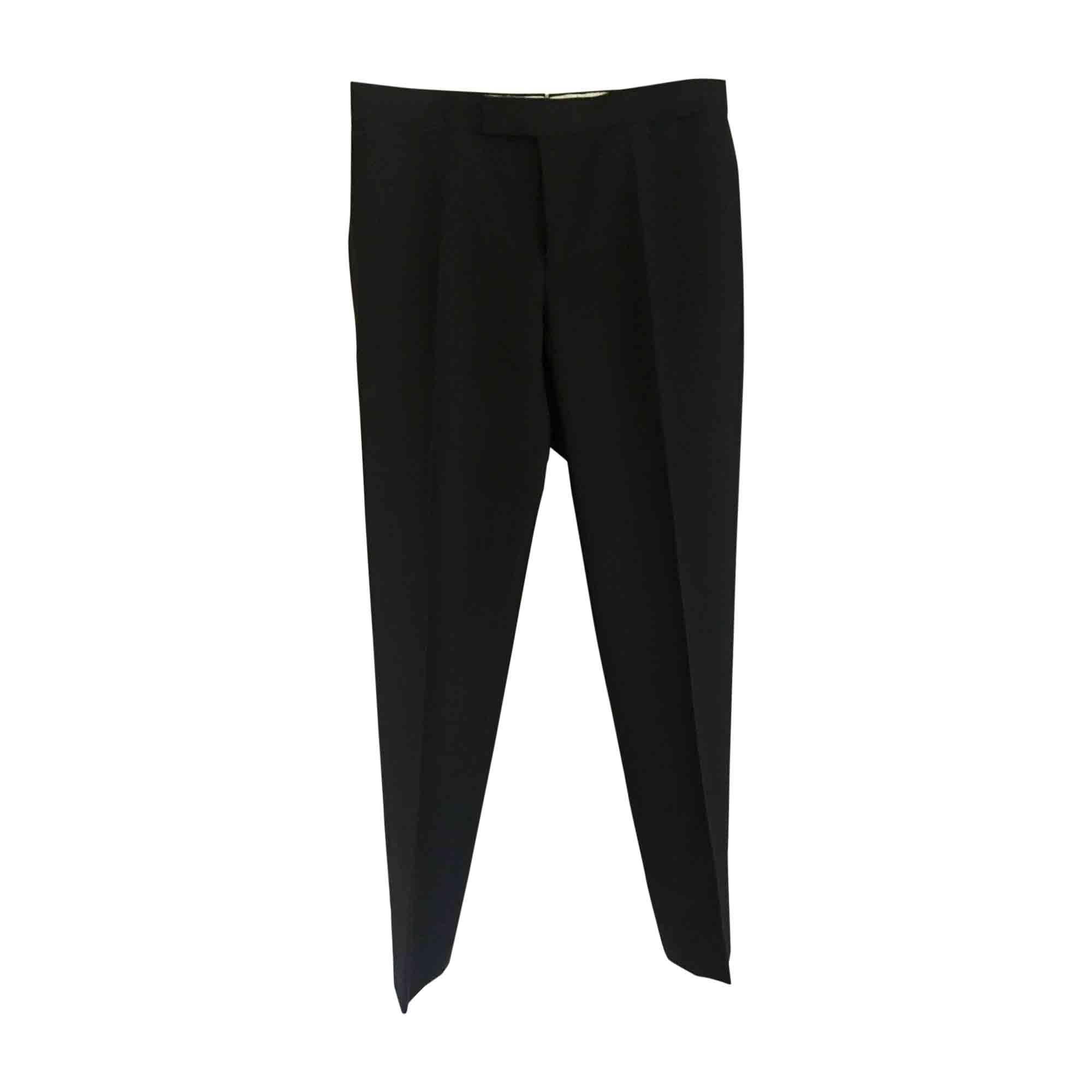 Pantalon slim LANVIN Noir