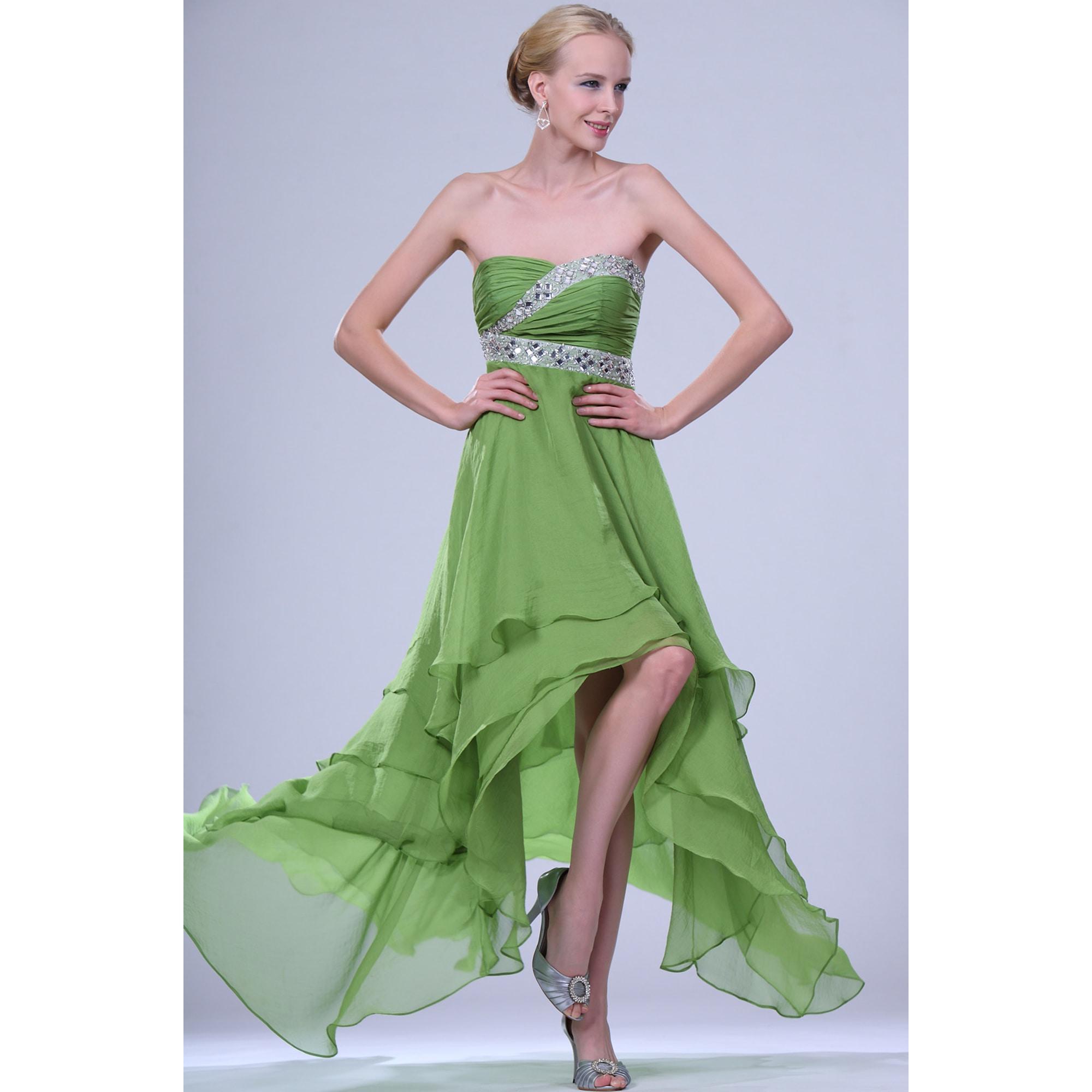 Robe mi-longue EDRESSIT Vert