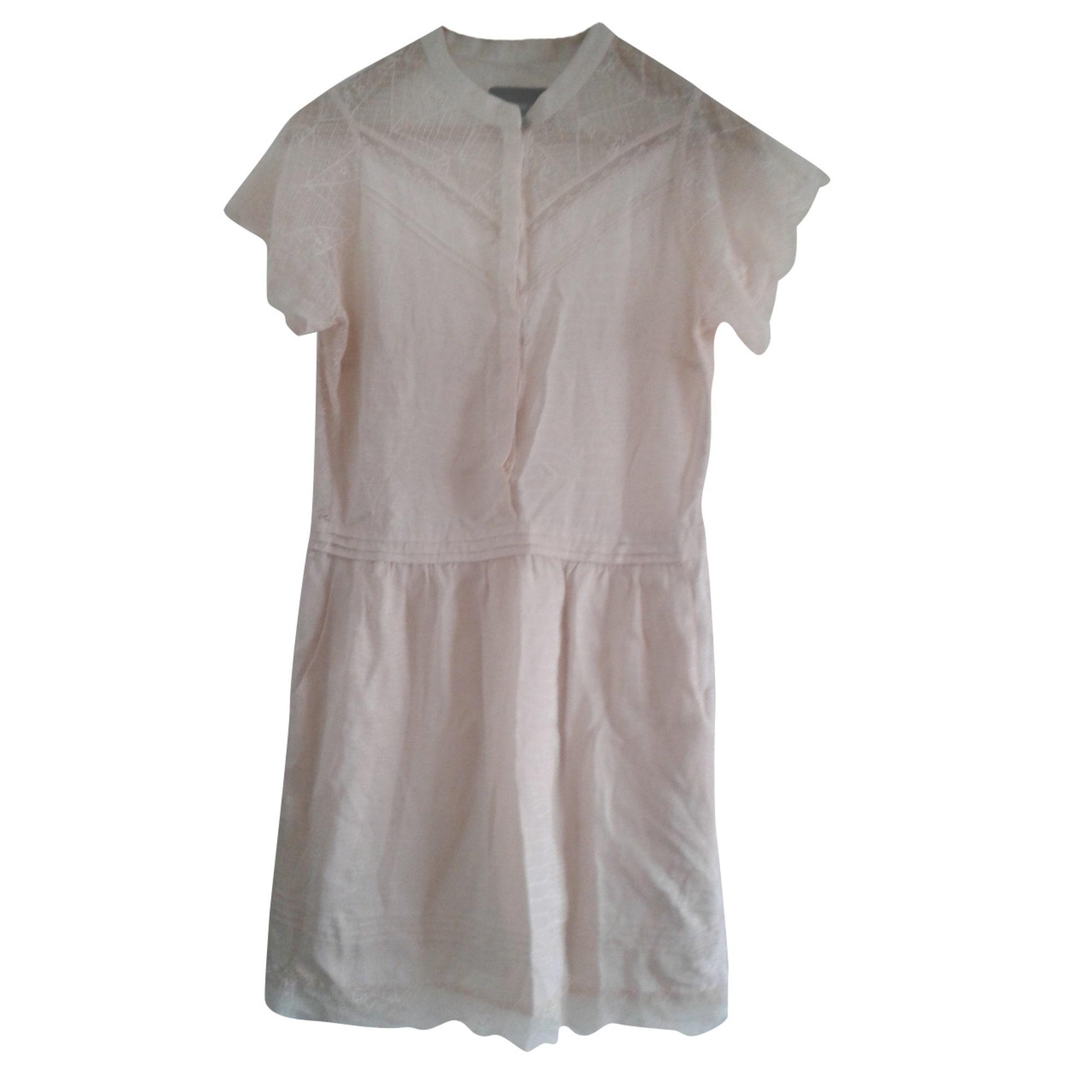 Robe Courte Zadig Voltaire 36 S T1 Rose Vendu Par Wiwi Fashion 7465210