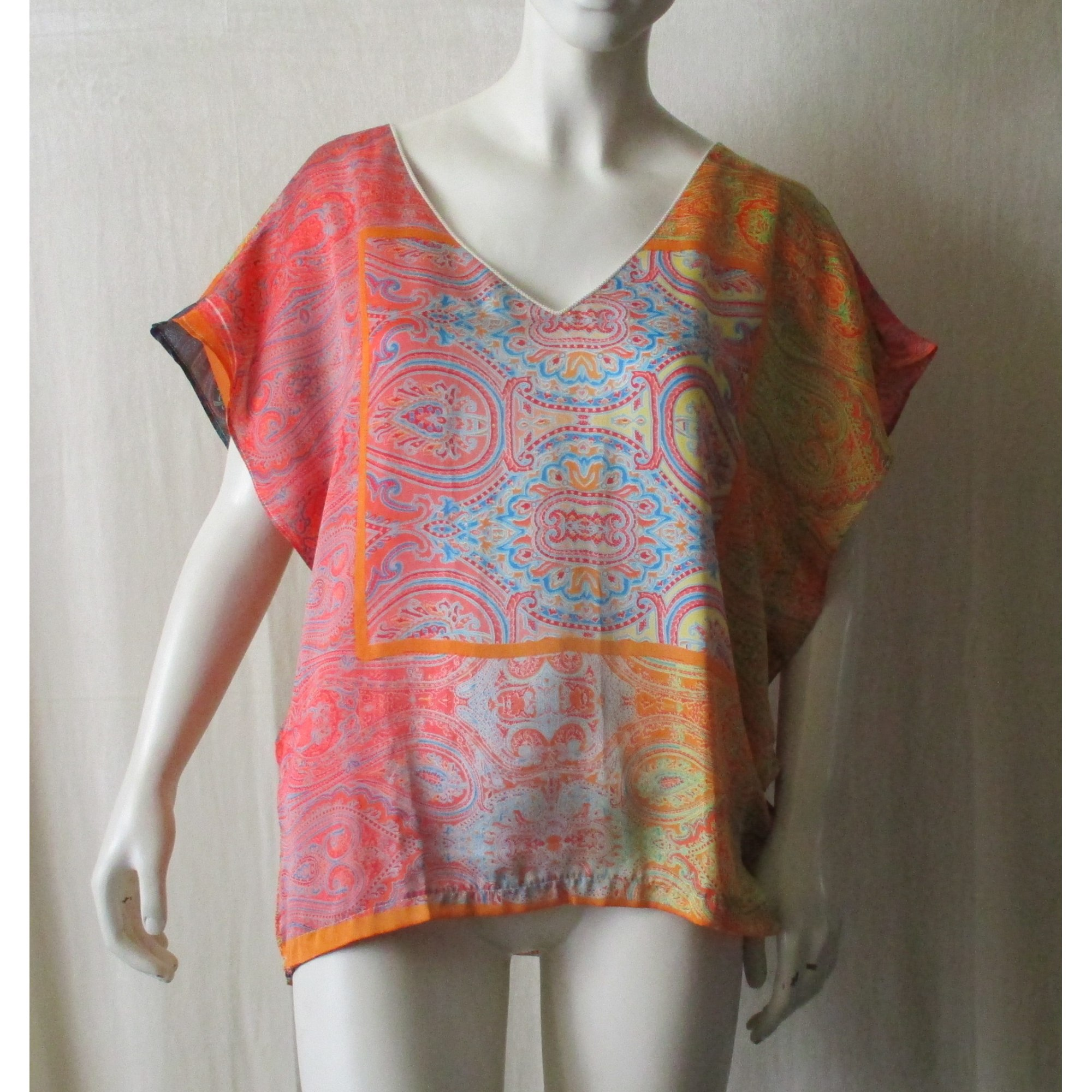 Top, tee-shirt VINTAGE LOVE Multicouleur