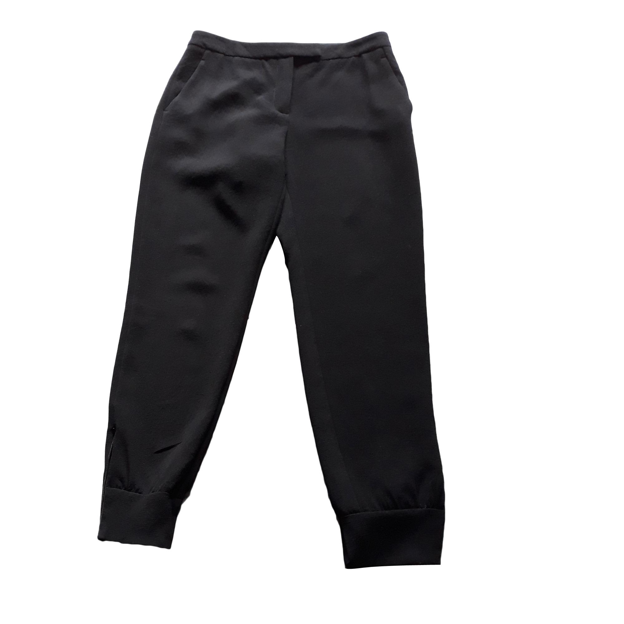Pantalon carotte TARA JARMON Noir