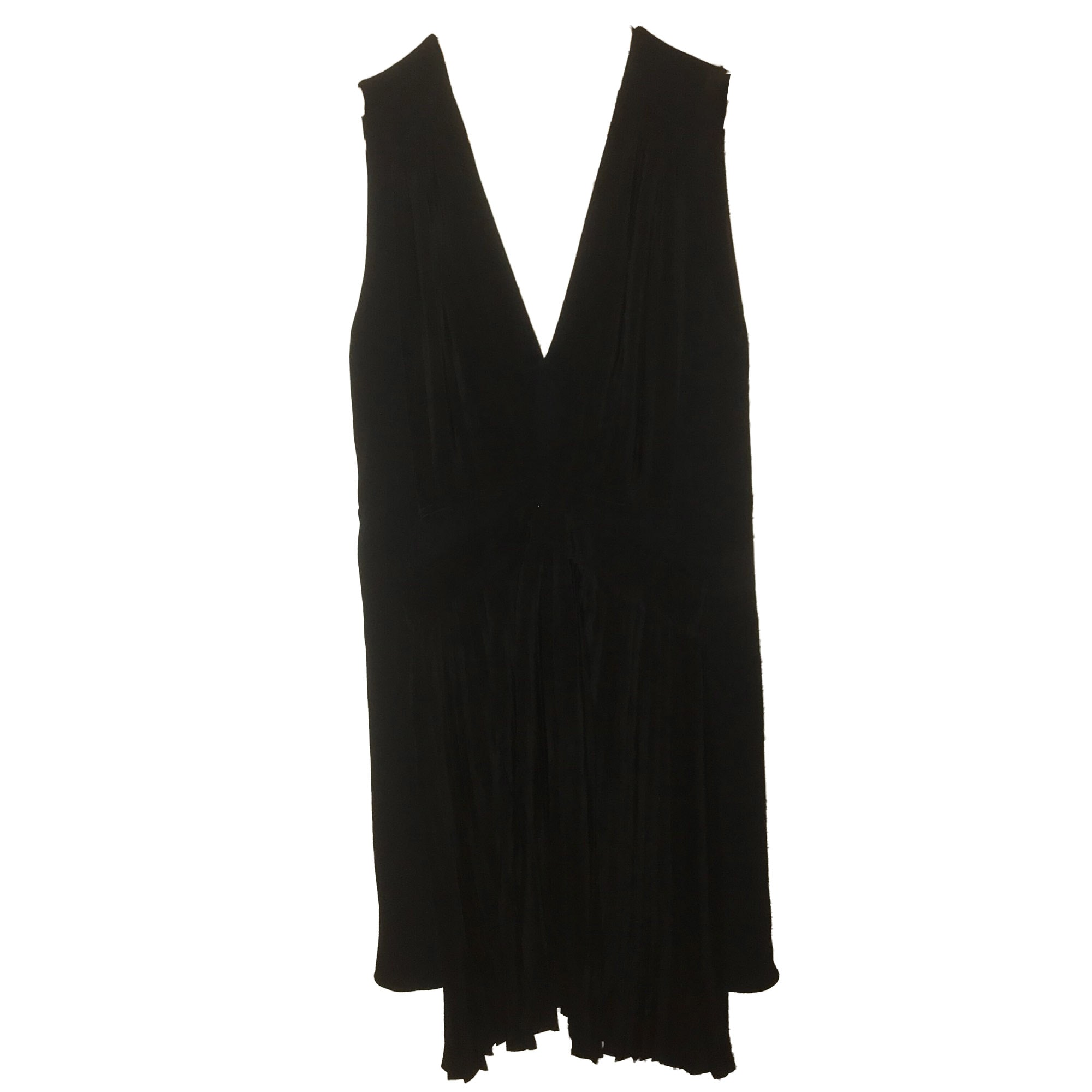 Robe mi-longue VANESSA BRUNO Noir