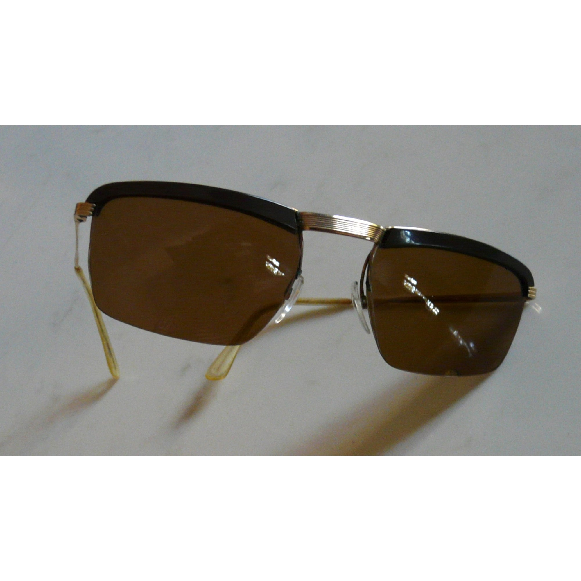 Eyeglass Frames NYLOR Golden, bronze, copper