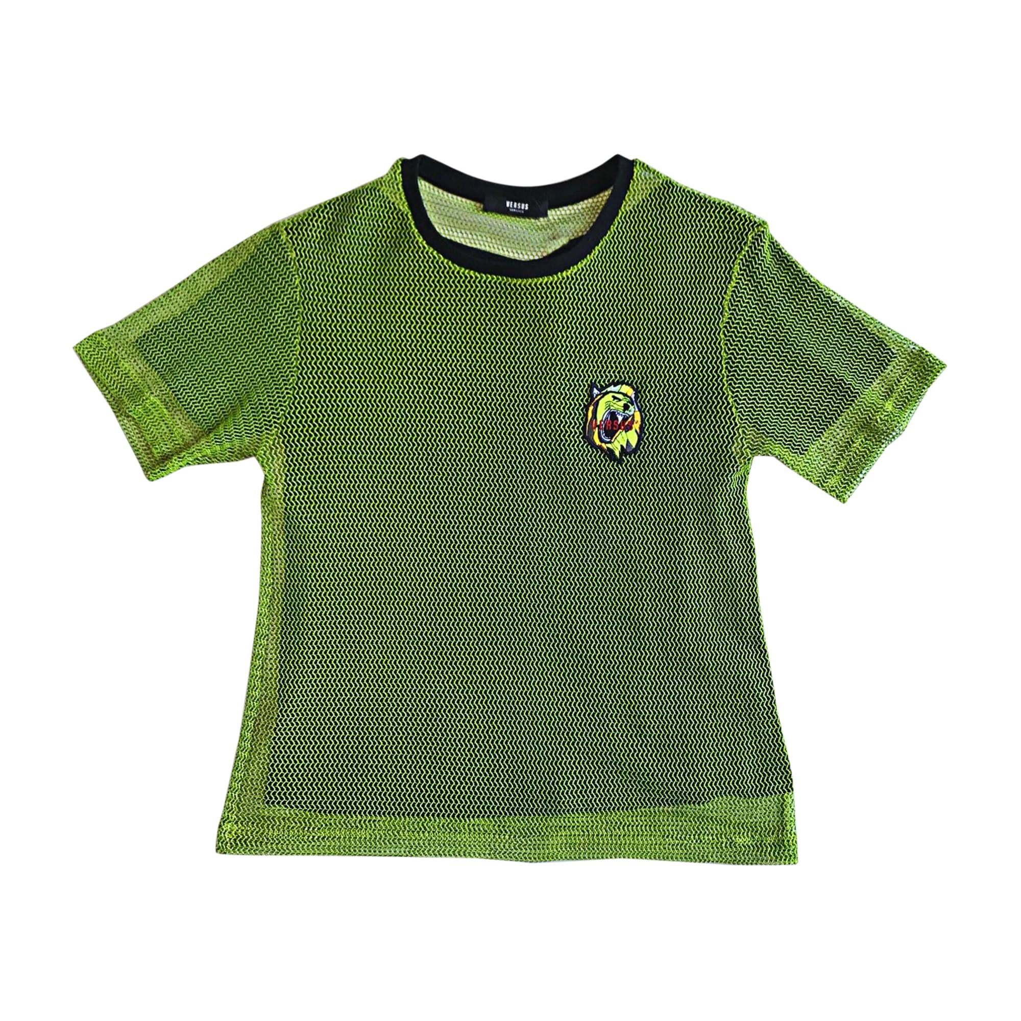Top, tee-shirt VERSUS VERSACE Jaune