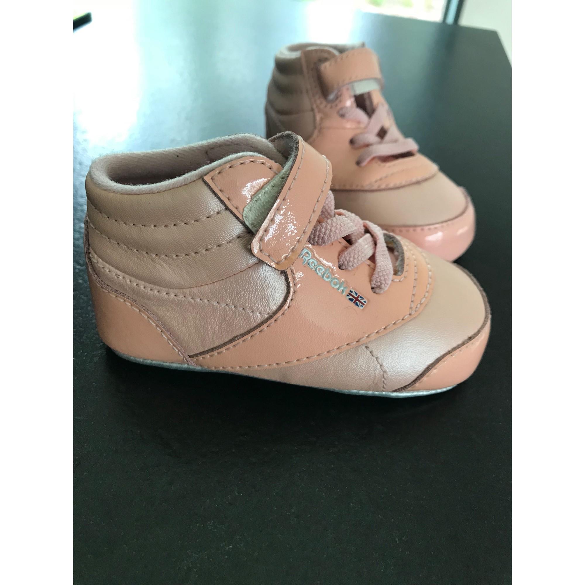 Sneakers REEBOK Pink, fuchsia, light pink