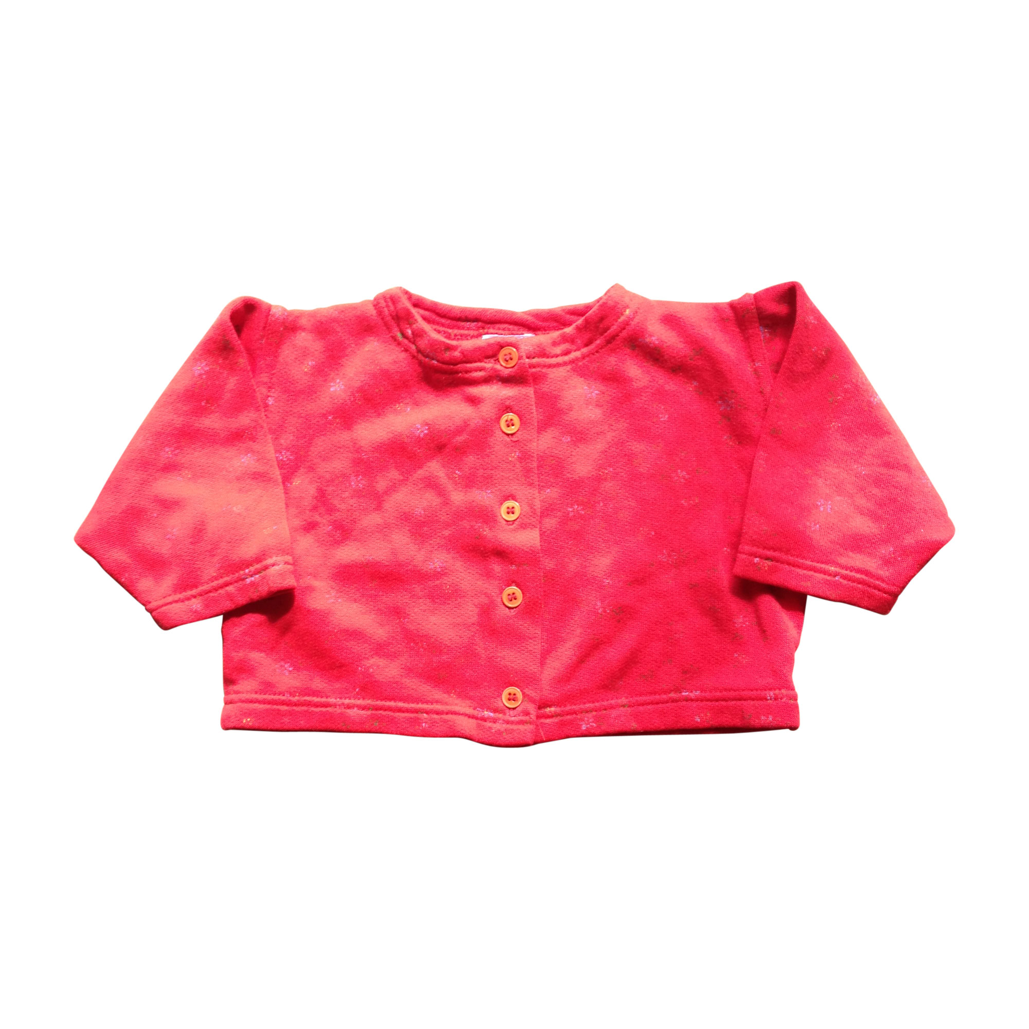 Vest, Cardigan JACADI Red, burgundy