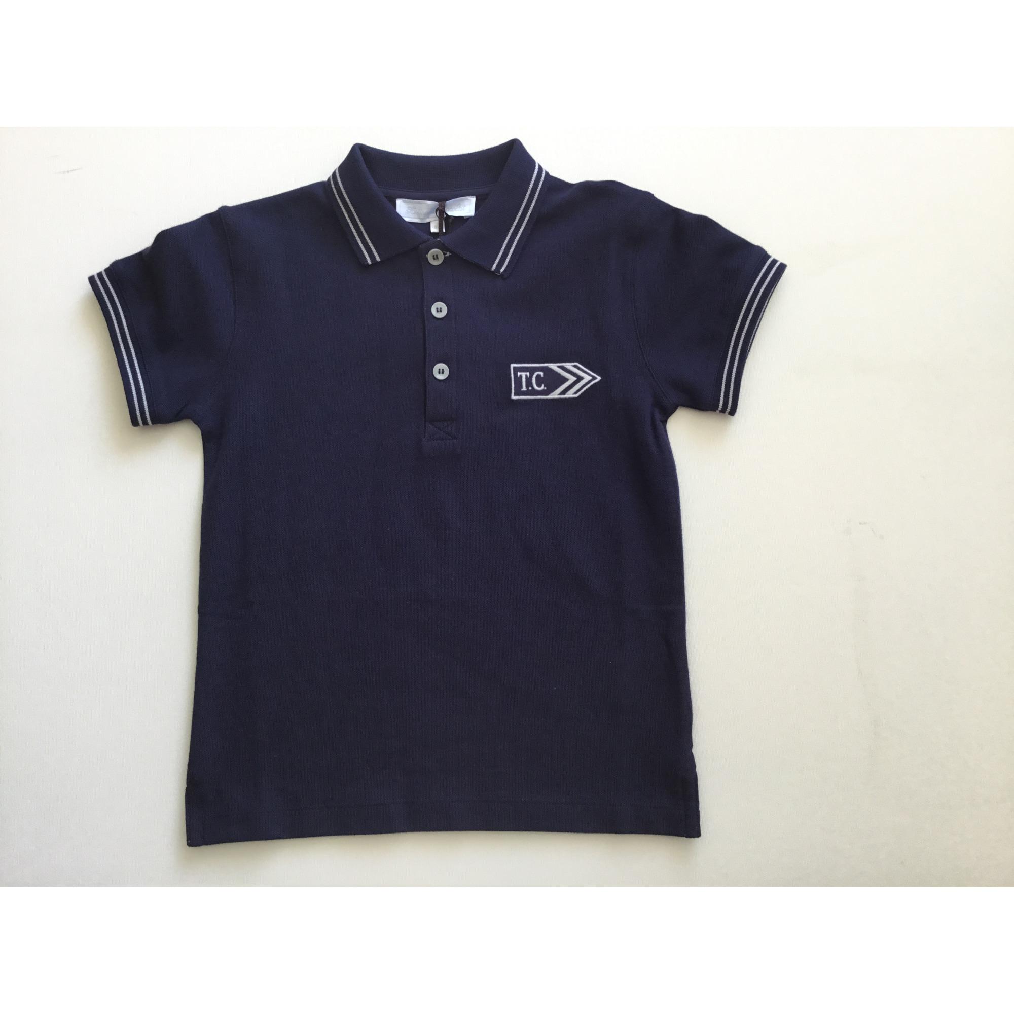 Polo TARTINE ET CHOCOLAT Bleu, bleu marine, bleu turquoise