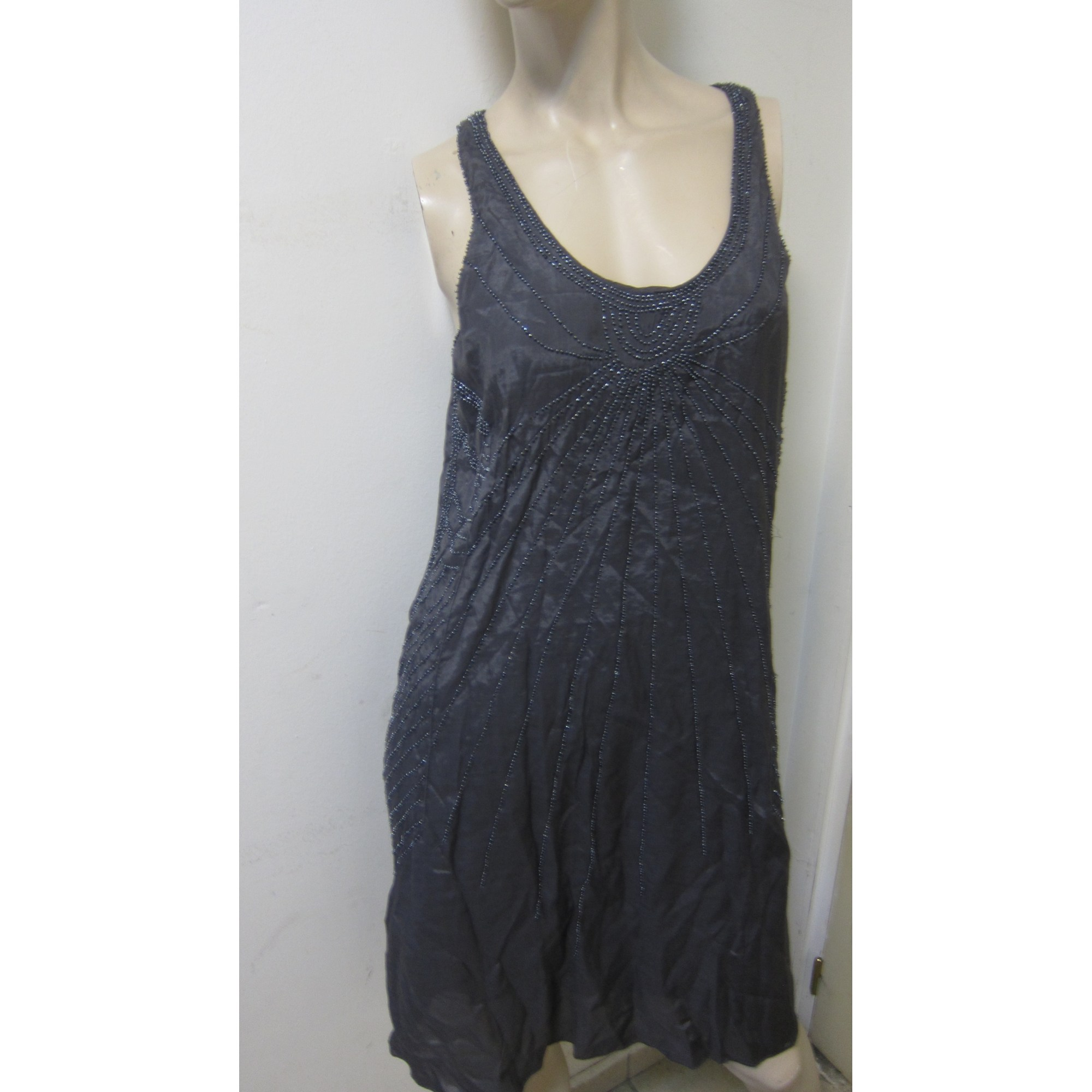 Robe mi-longue KOOKAI Violet, mauve, lavande