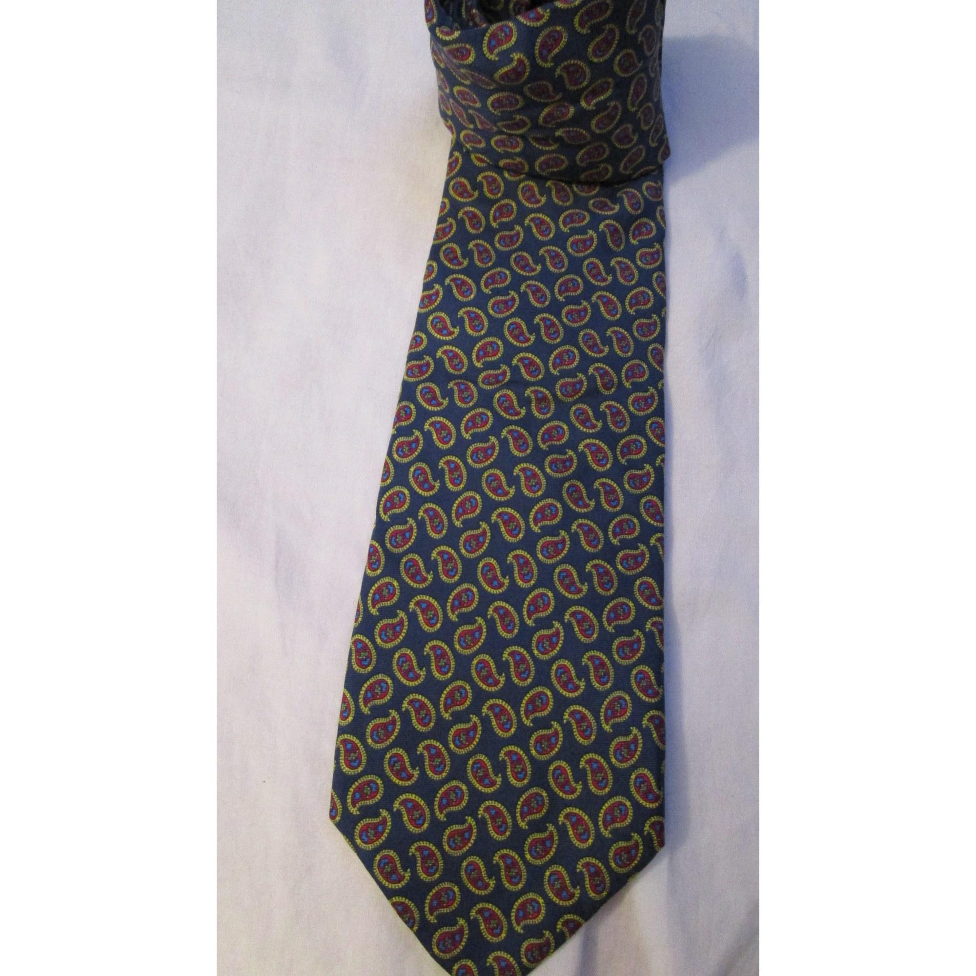 Cravate PIERRE CLARENCE Multicouleur
