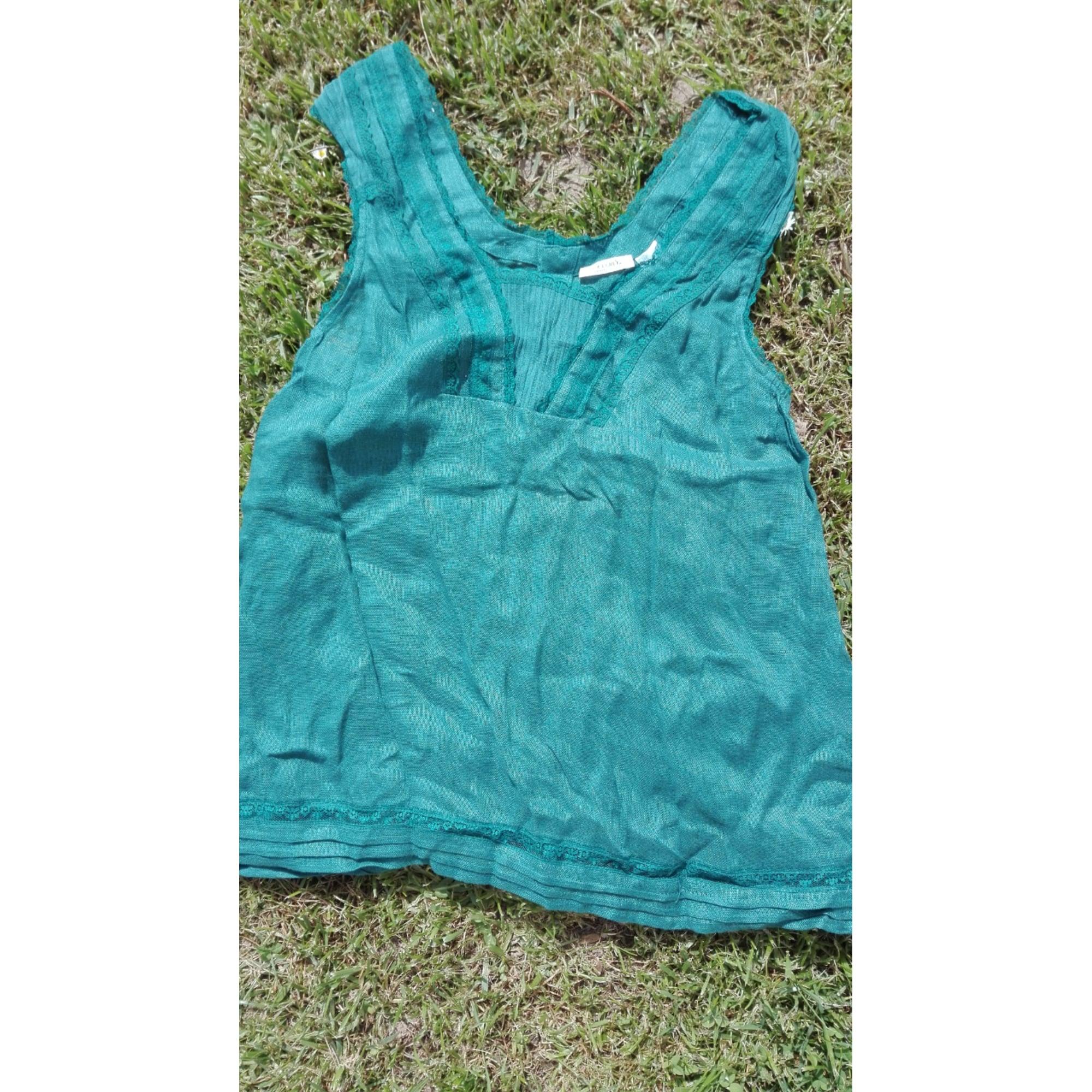 Top, tee-shirt SOFT GREY Vert