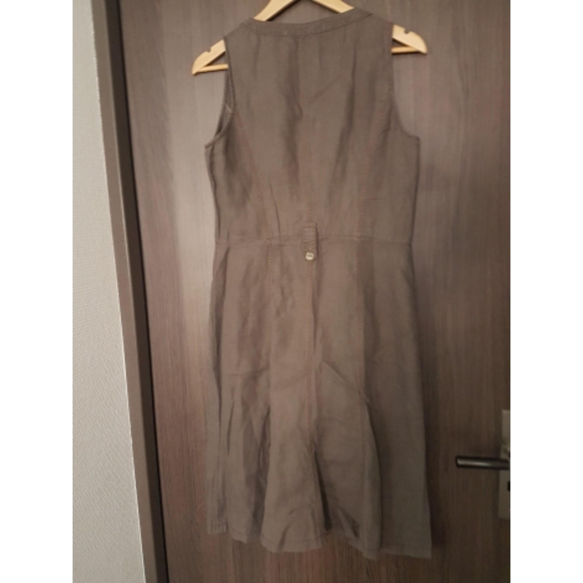Robe longue GERARD DAREL Gris, anthracite
