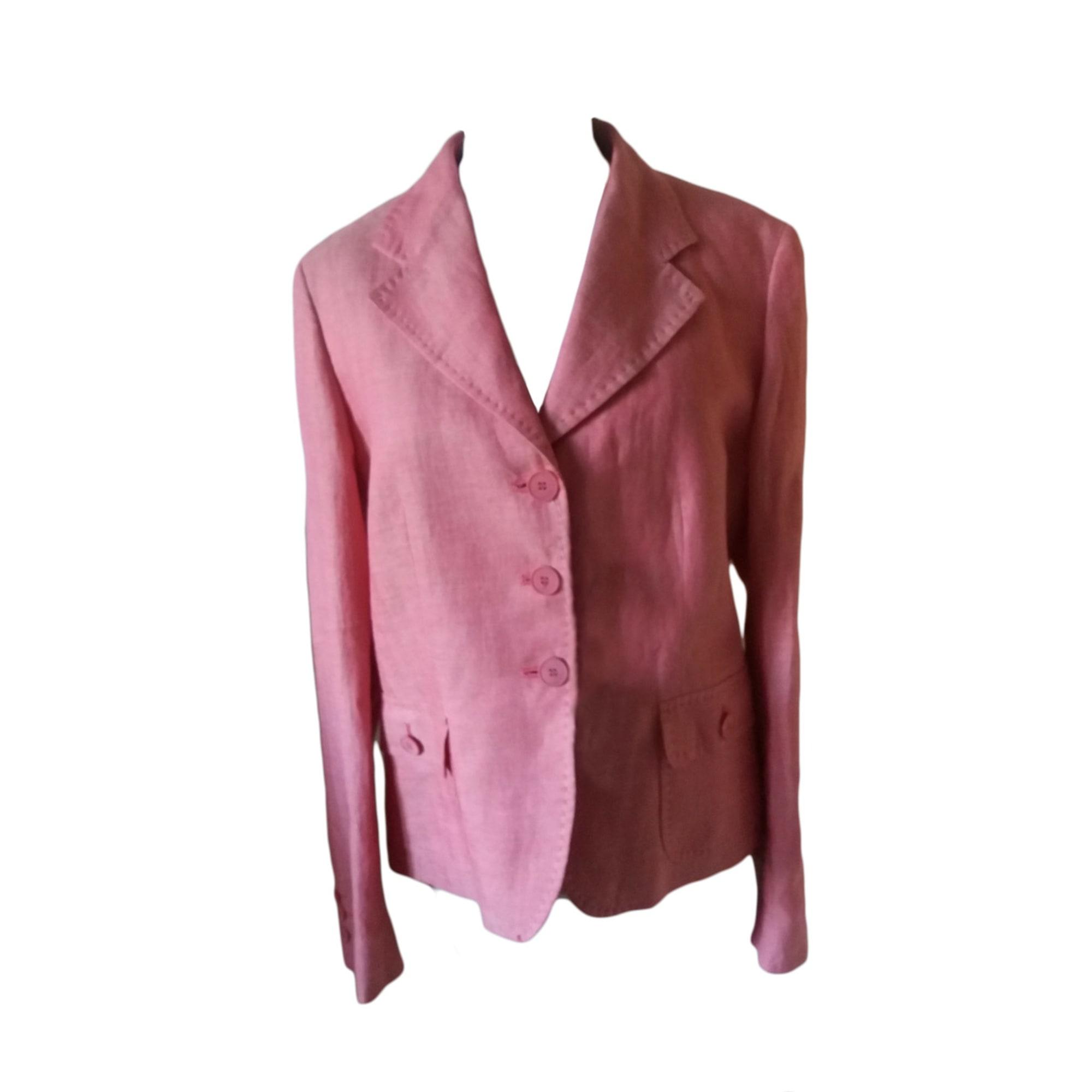 Blazer, veste tailleur MAX MARA Rose, fuschia, vieux rose