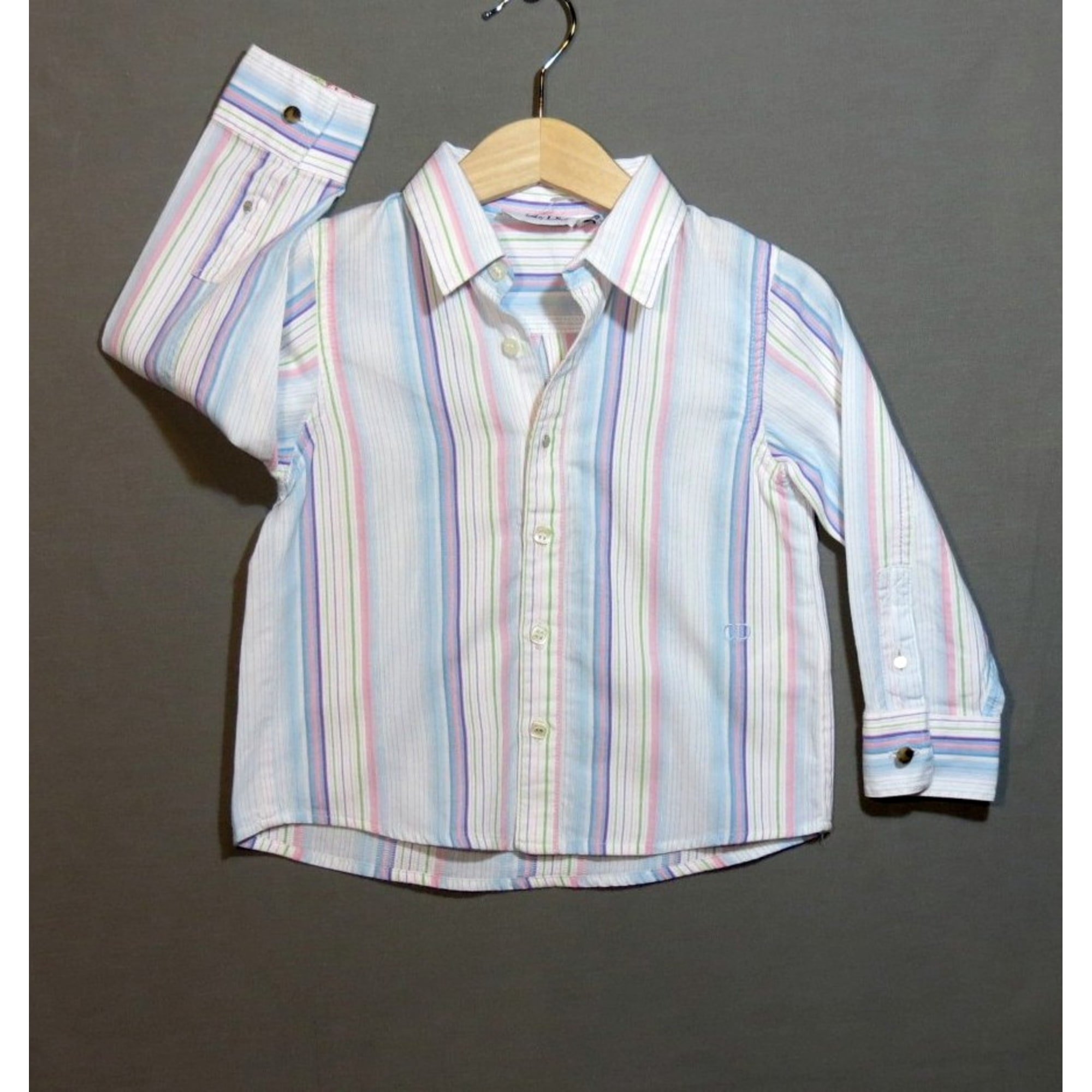 Shirt BABY DIOR Blue, navy, turquoise