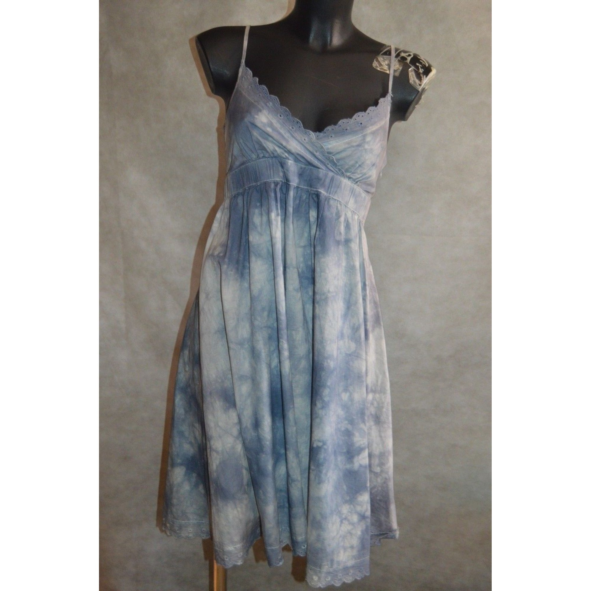 Robe mi-longue BLEND Bleu, bleu marine, bleu turquoise