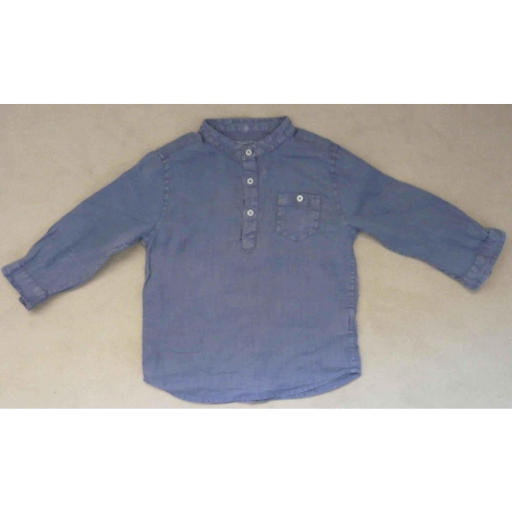 Shirt BOUT'CHOU Blue, navy, turquoise