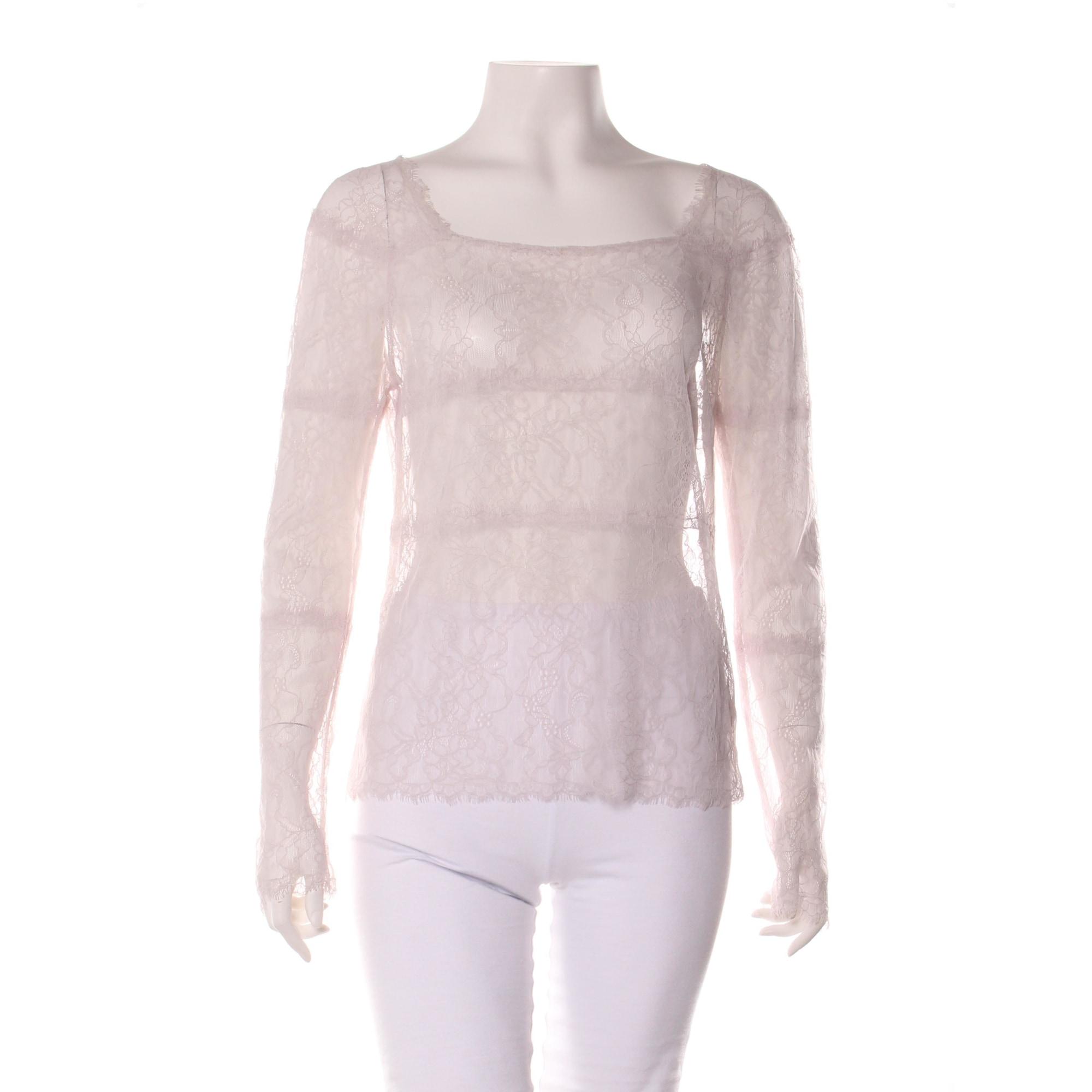 Top, tee-shirt CHATTAWAK Blanc, blanc cassé, écru