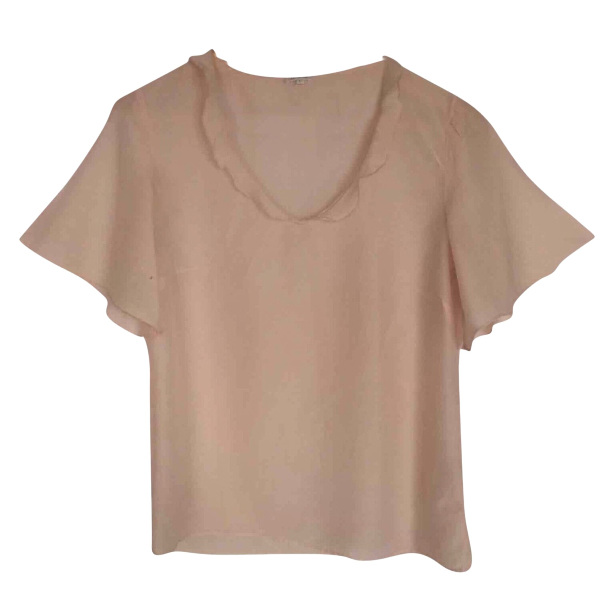 Top, tee-shirt BELLEROSE Rose, fuschia, vieux rose