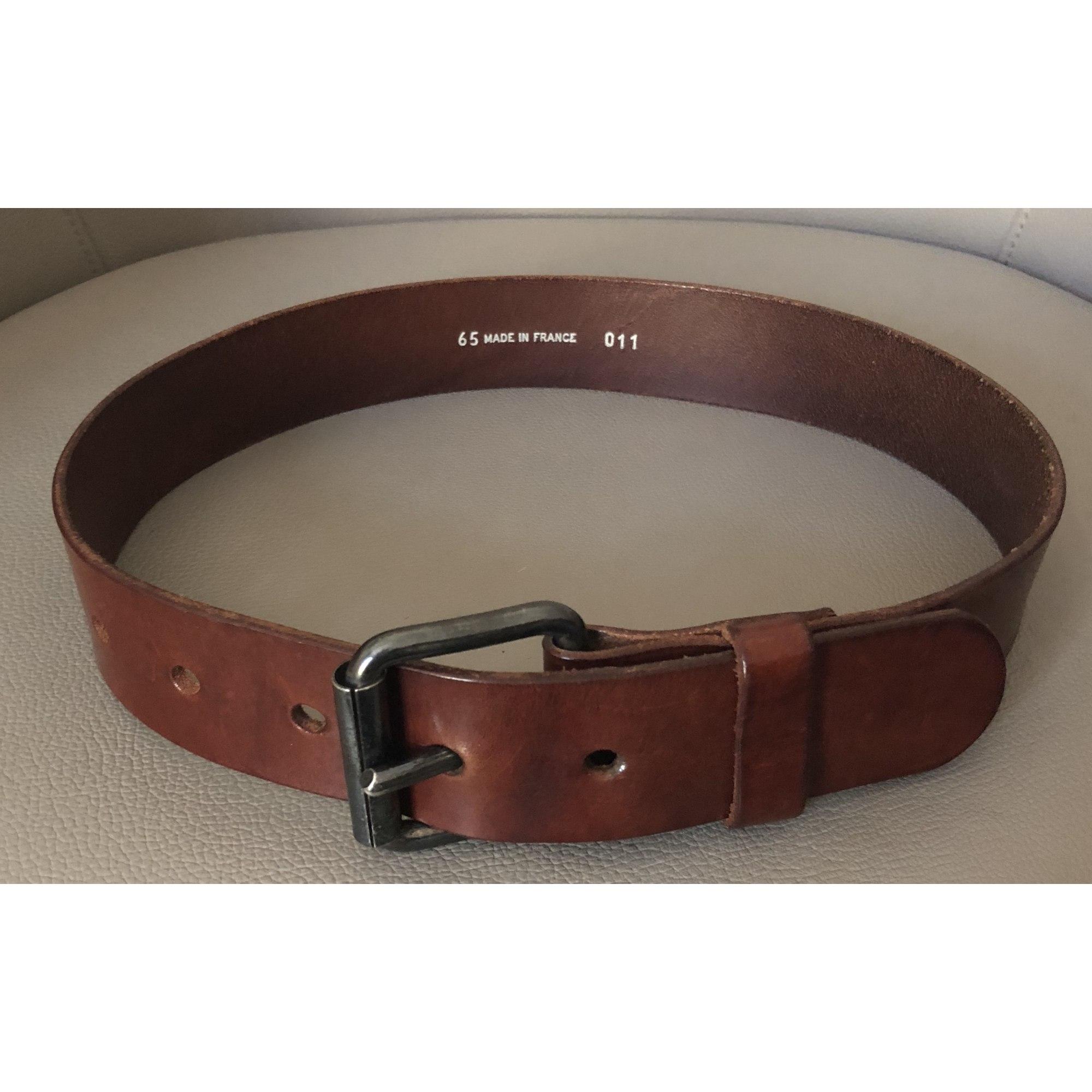 Belt MARQUE INCONNUE Brown