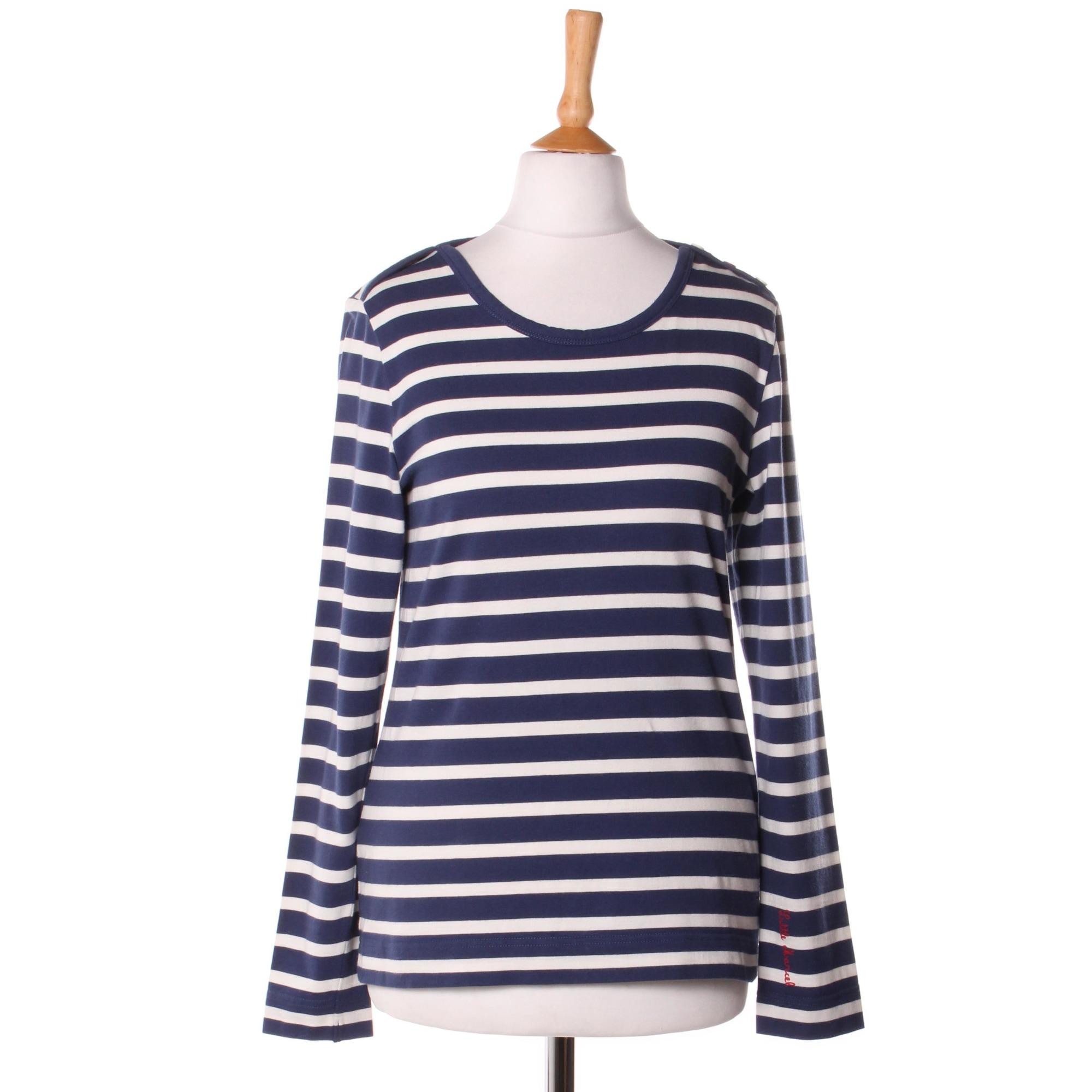 Top, tee-shirt LITTLE MARCEL Bleu, bleu marine, bleu turquoise