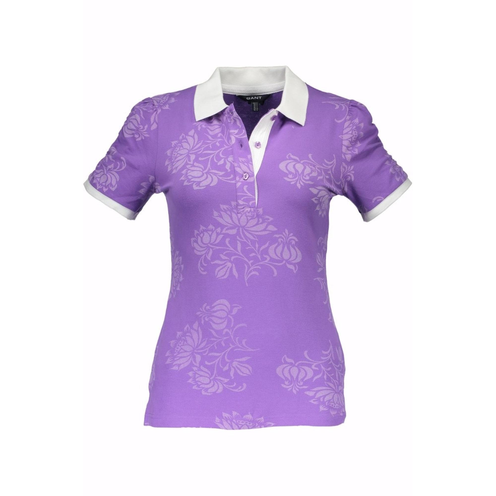 Polo GANT Violet, mauve, lavande
