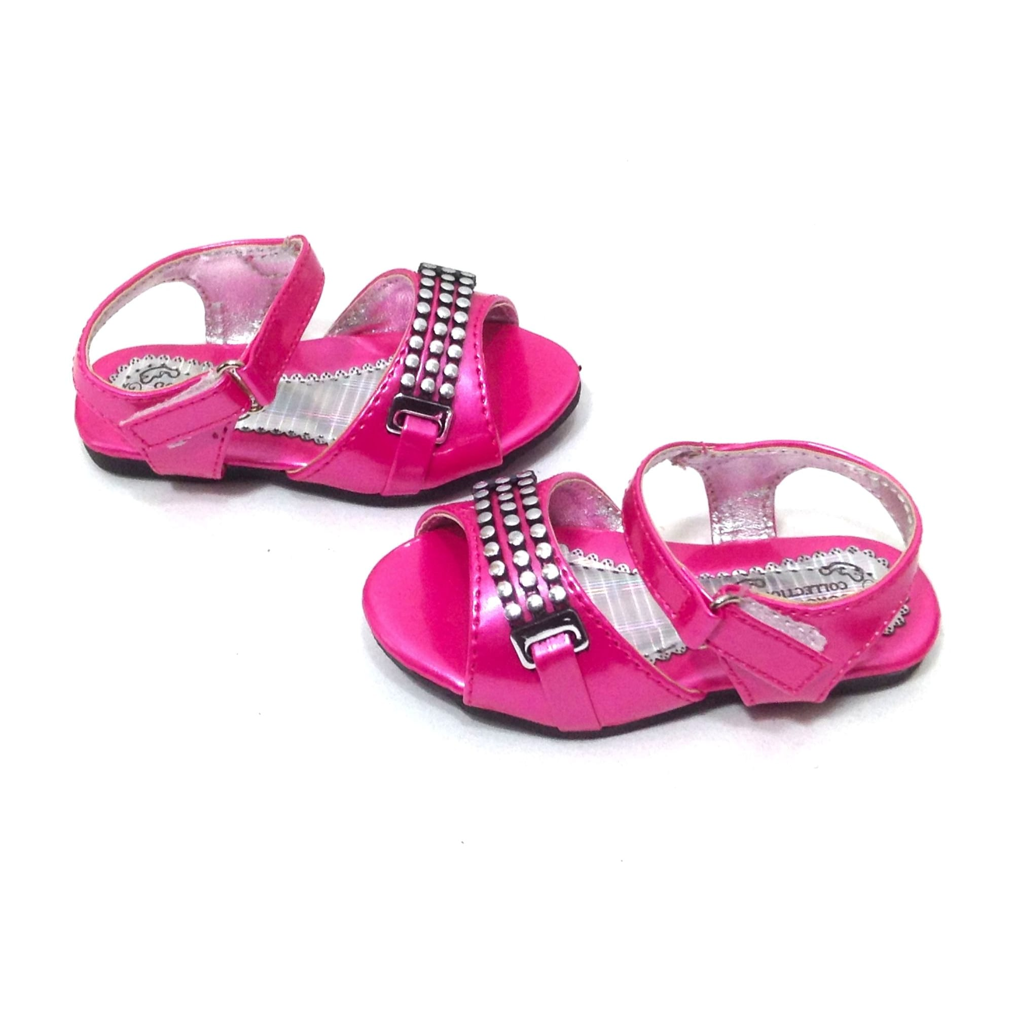 Sandals GORGEOUS COLLECTIONS Pink, fuchsia, light pink