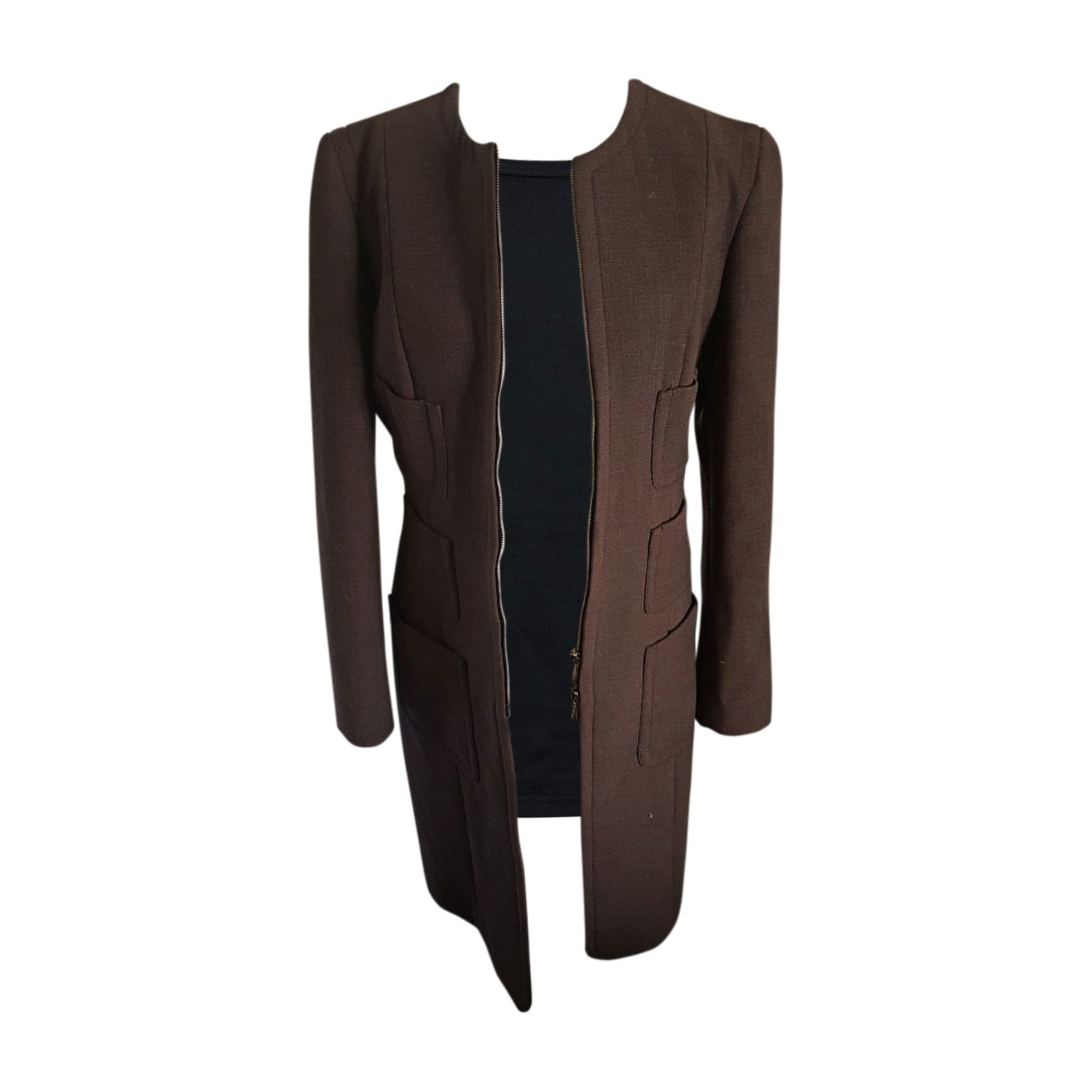 Manteau PAUL SMITH Marron