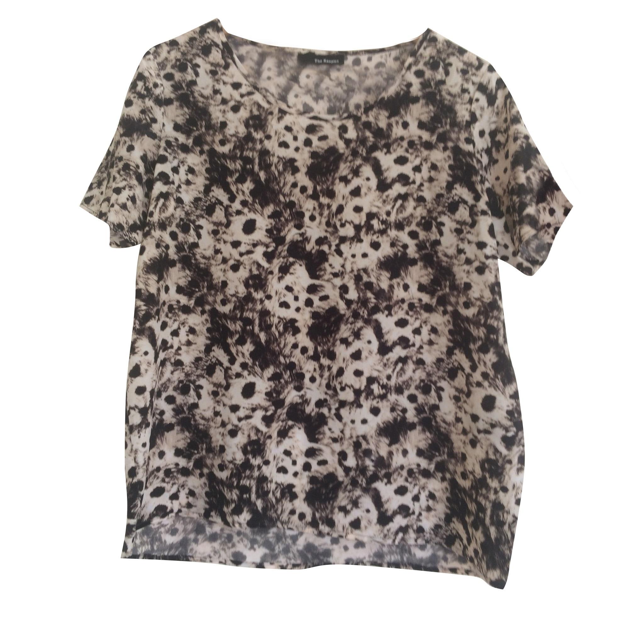 Top, tee-shirt THE KOOPLES Imprimés animaliers