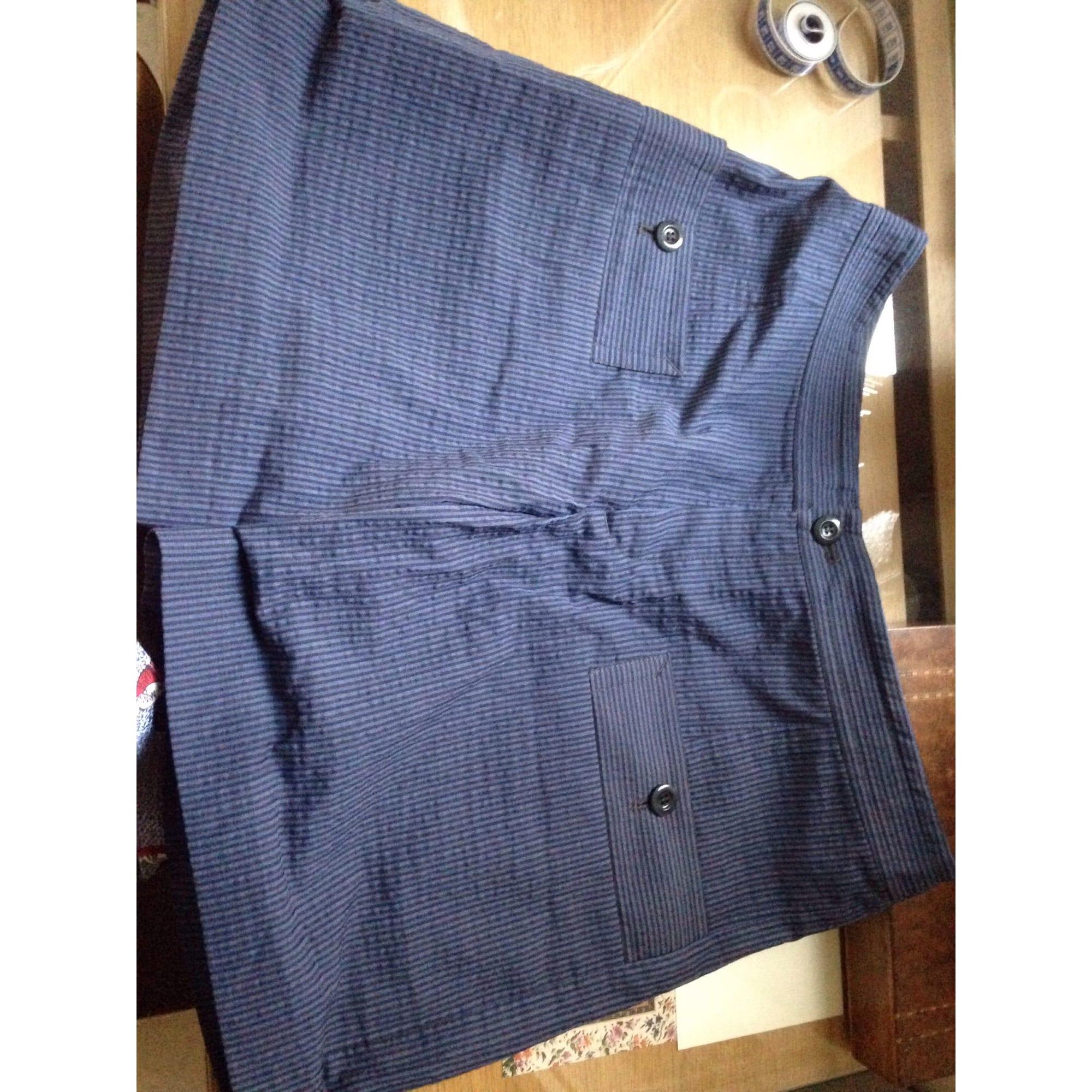 Short APC Bleu, bleu marine, bleu turquoise