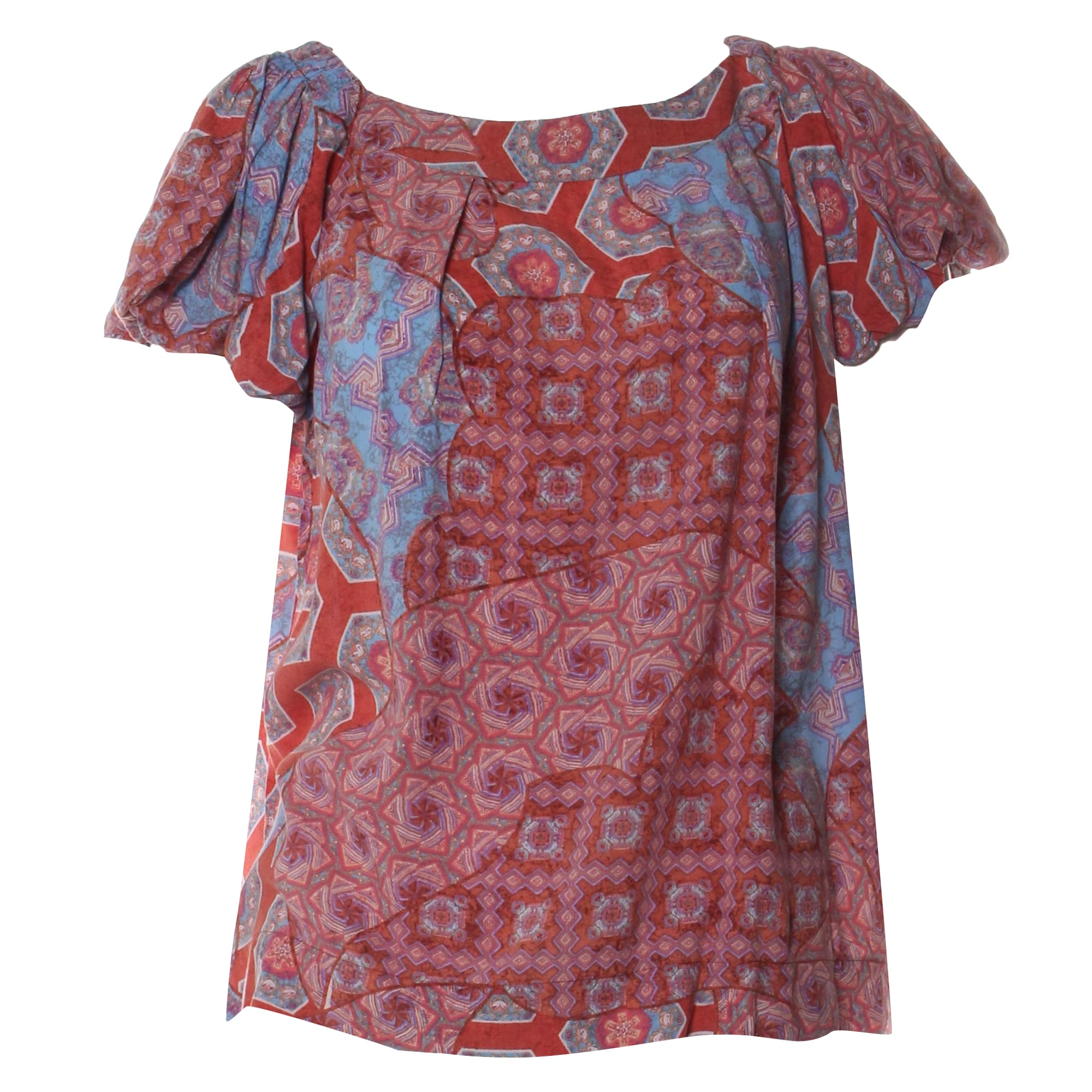 Top, tee-shirt MAJE Multicouleur