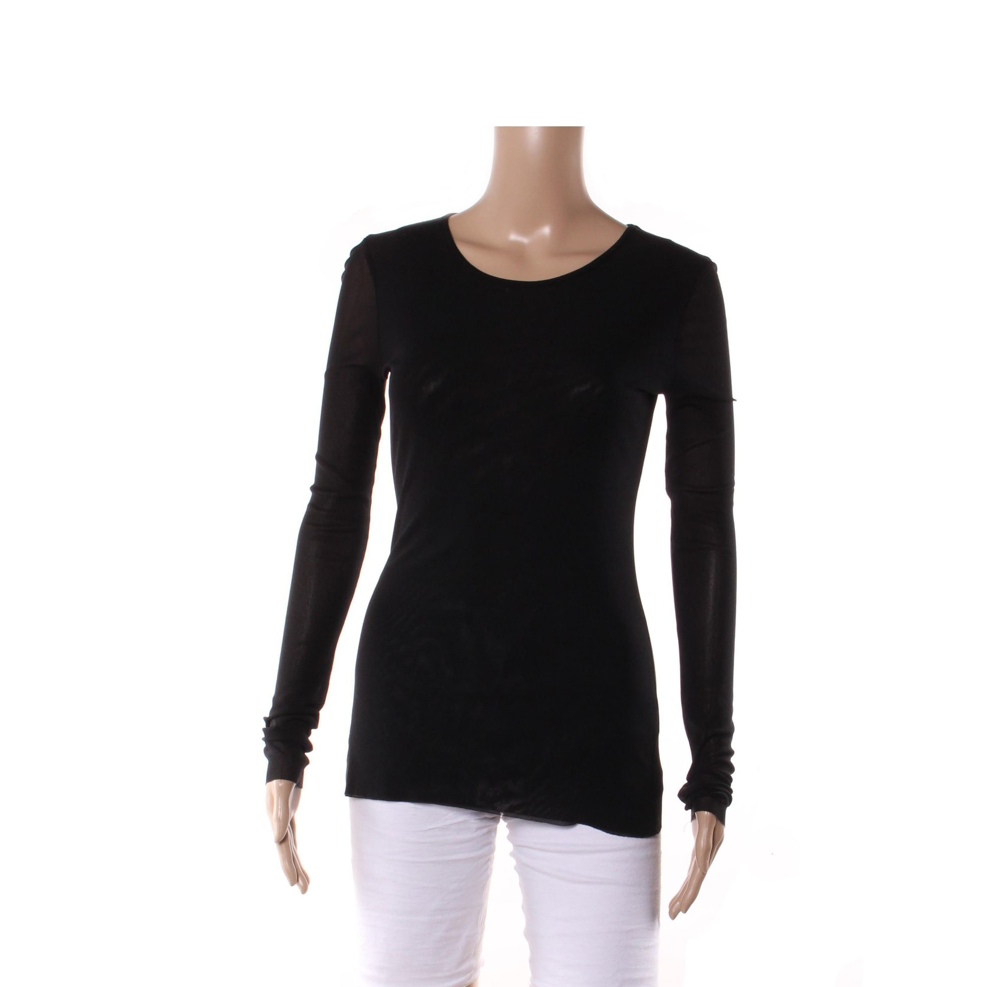 Top, tee-shirt ONE STEP Noir