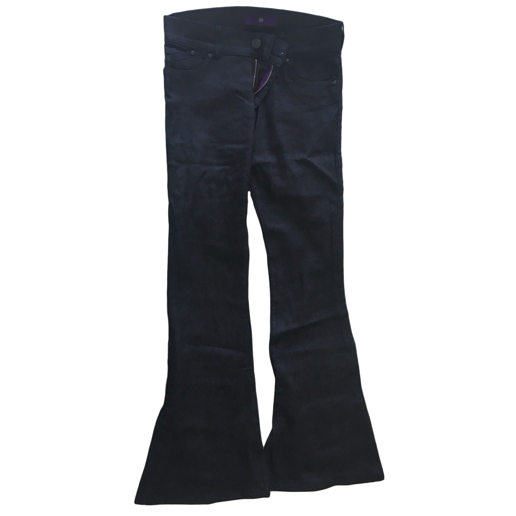 Jeans évasé, boot-cut VICTORIA BECKHAM Bleu, bleu marine, bleu turquoise