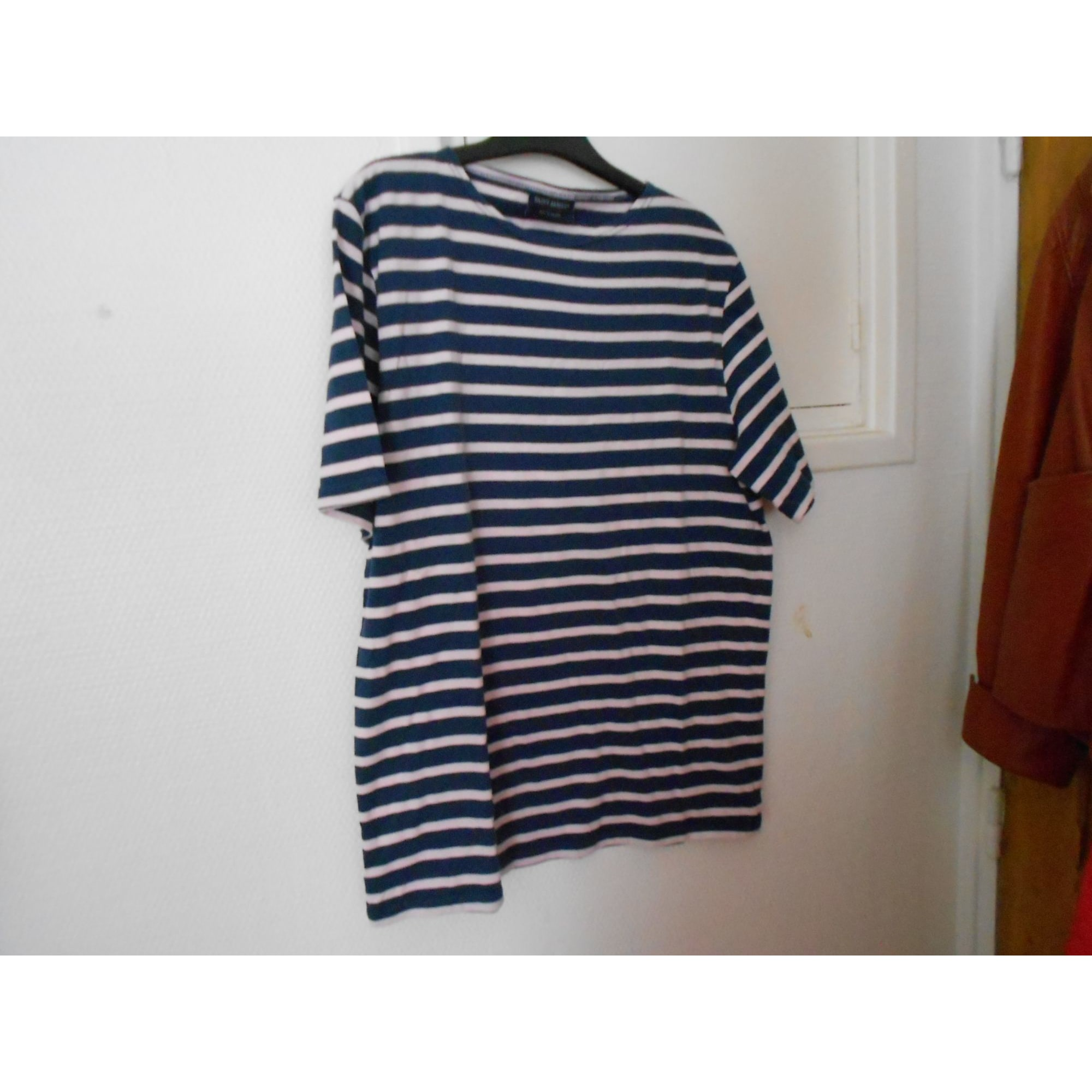 Top, tee-shirt ST JAMES Bleu, bleu marine, bleu turquoise