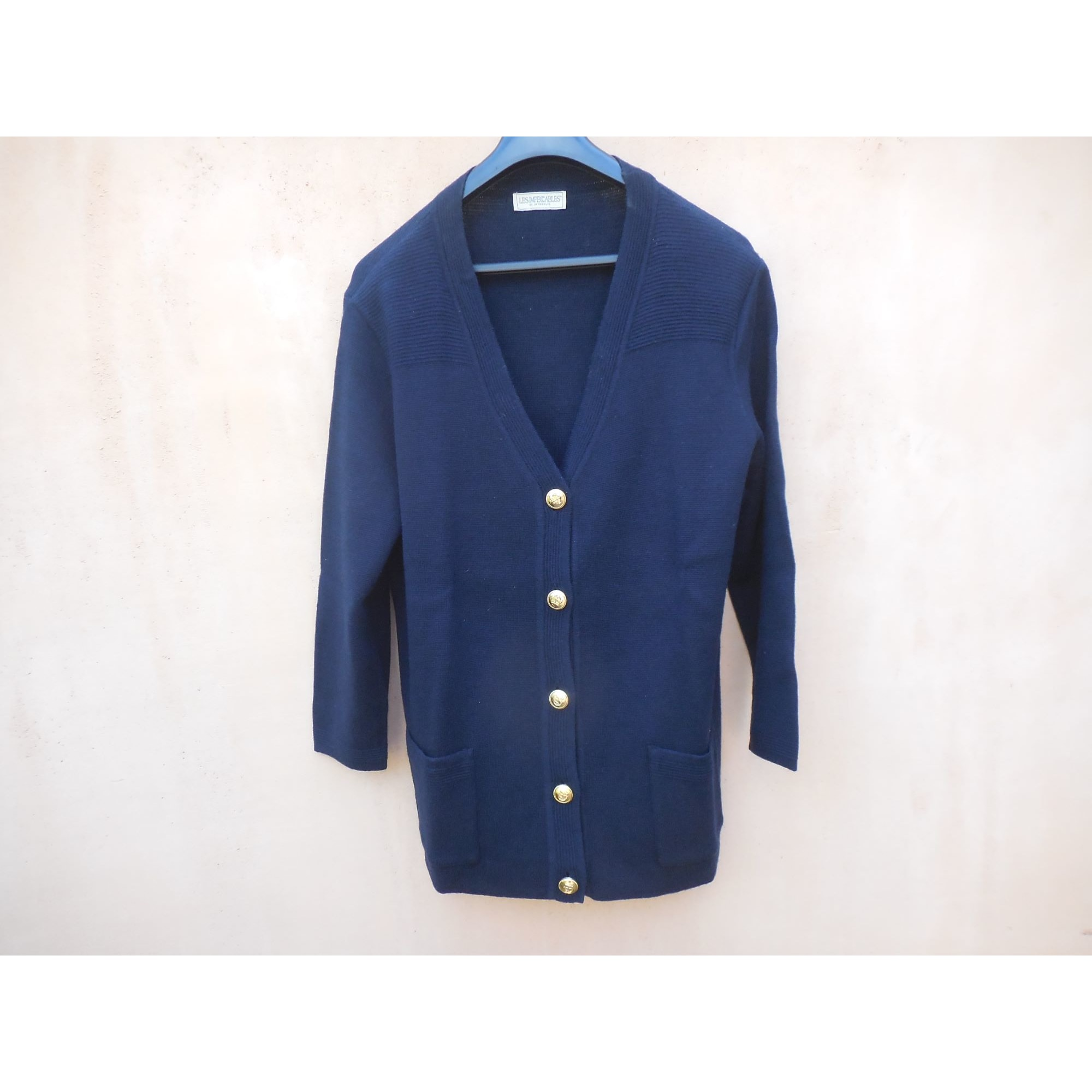 Veste LA REDOUTE Bleu, bleu marine, bleu turquoise